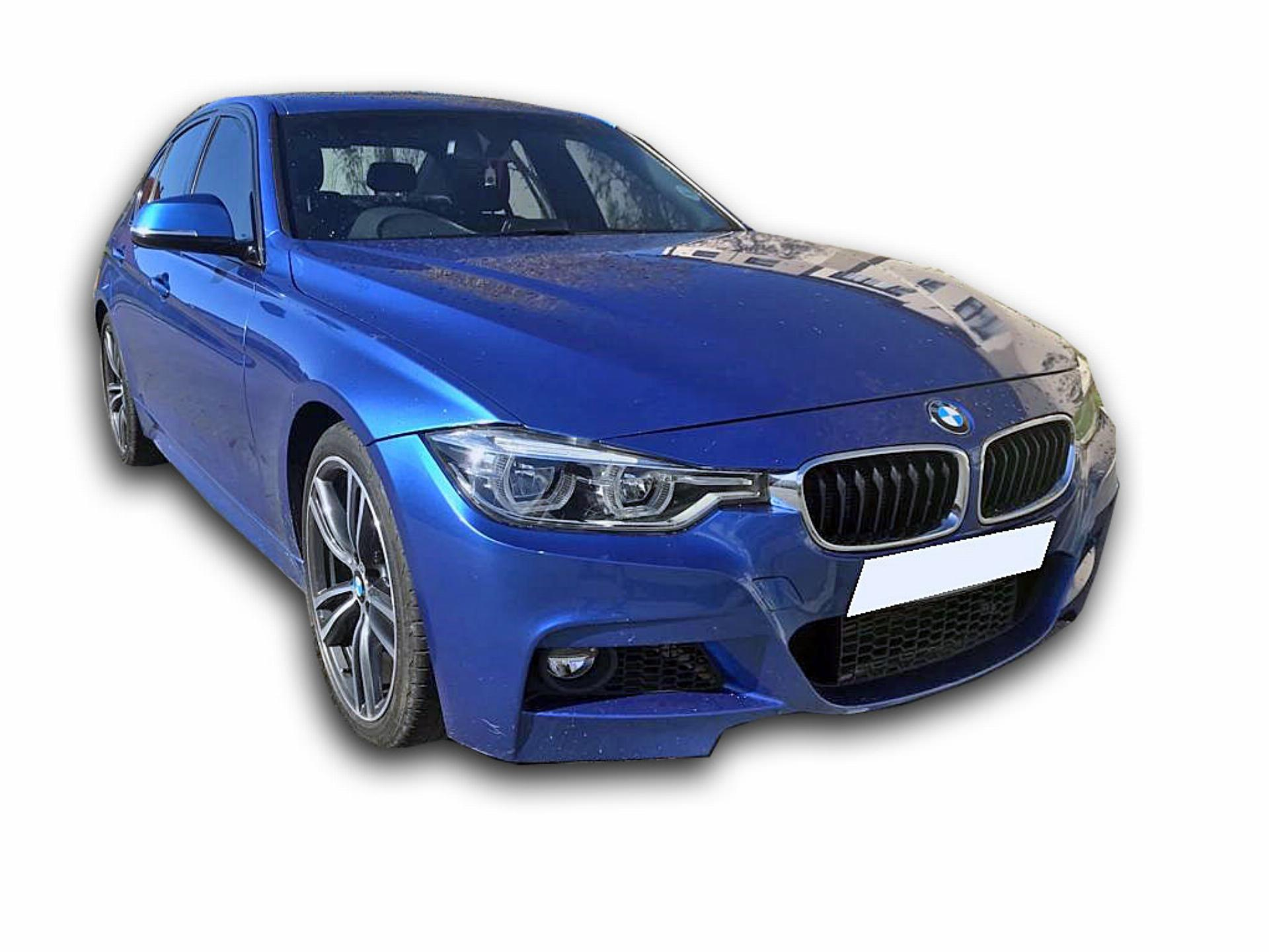 BMW 3 Series 320D Msport Auto