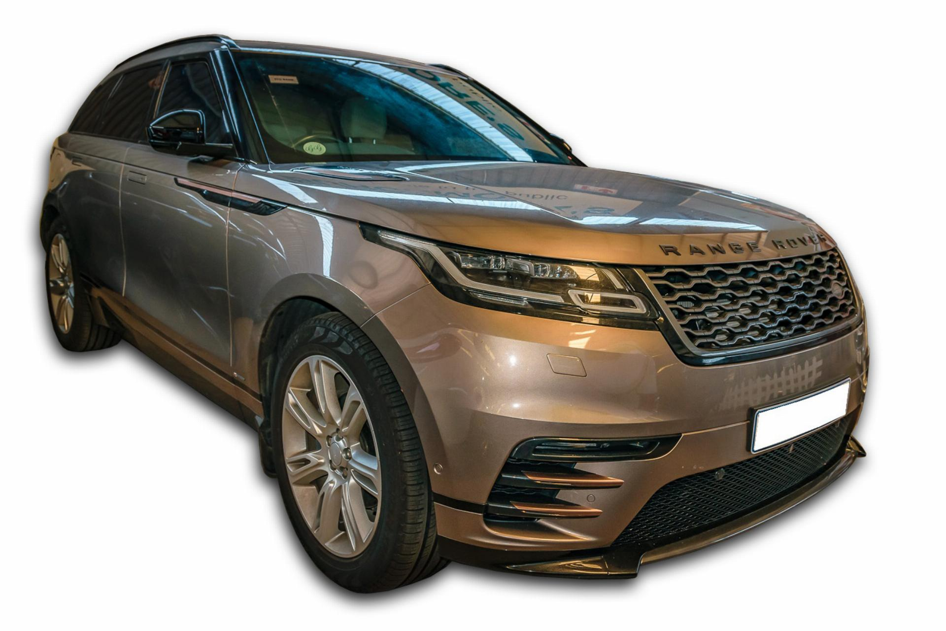 Range Rover Evoque Land Rover Velar 2.0 D SE