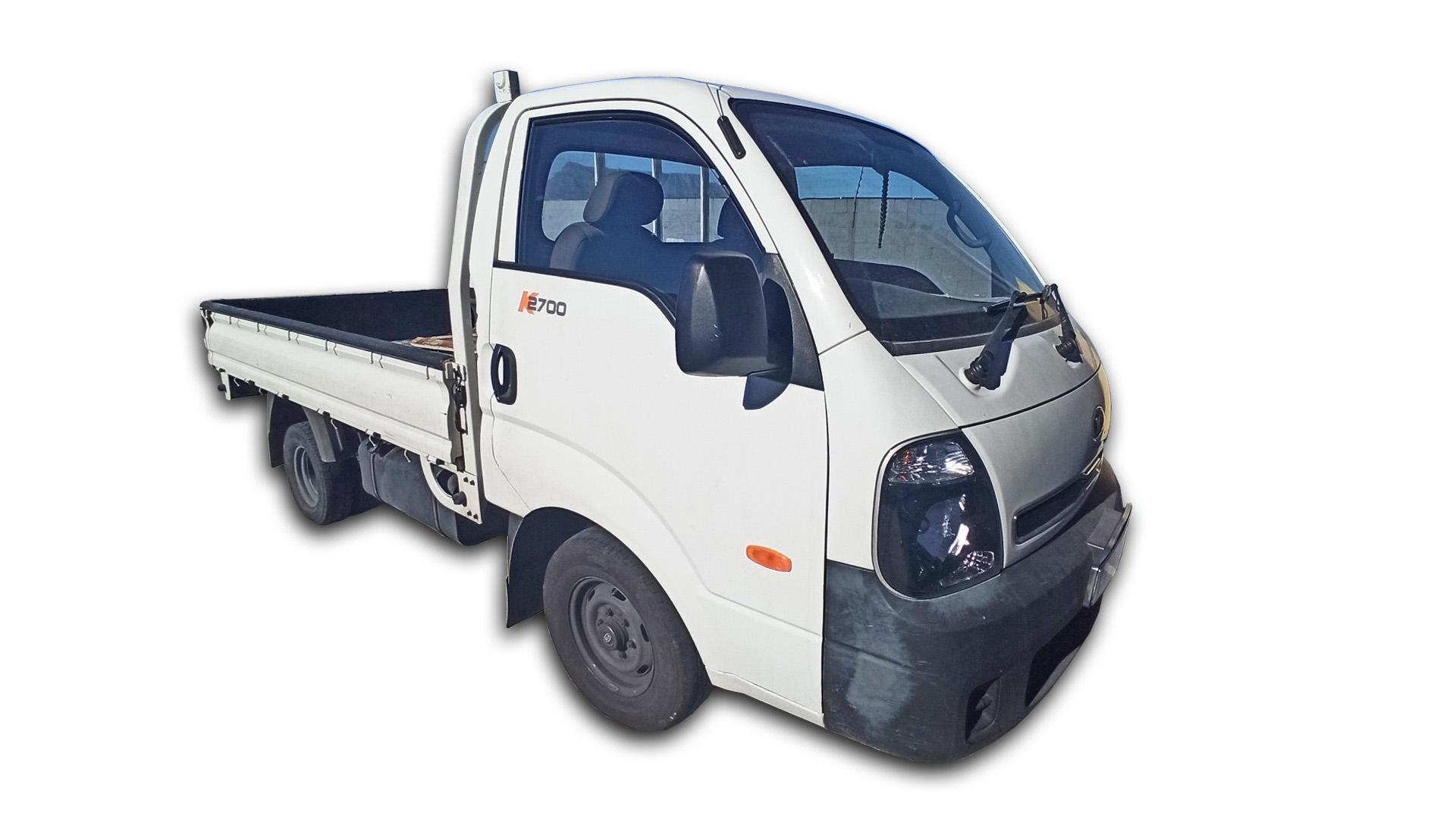 Kia K2700 Workhorse P/U S/C