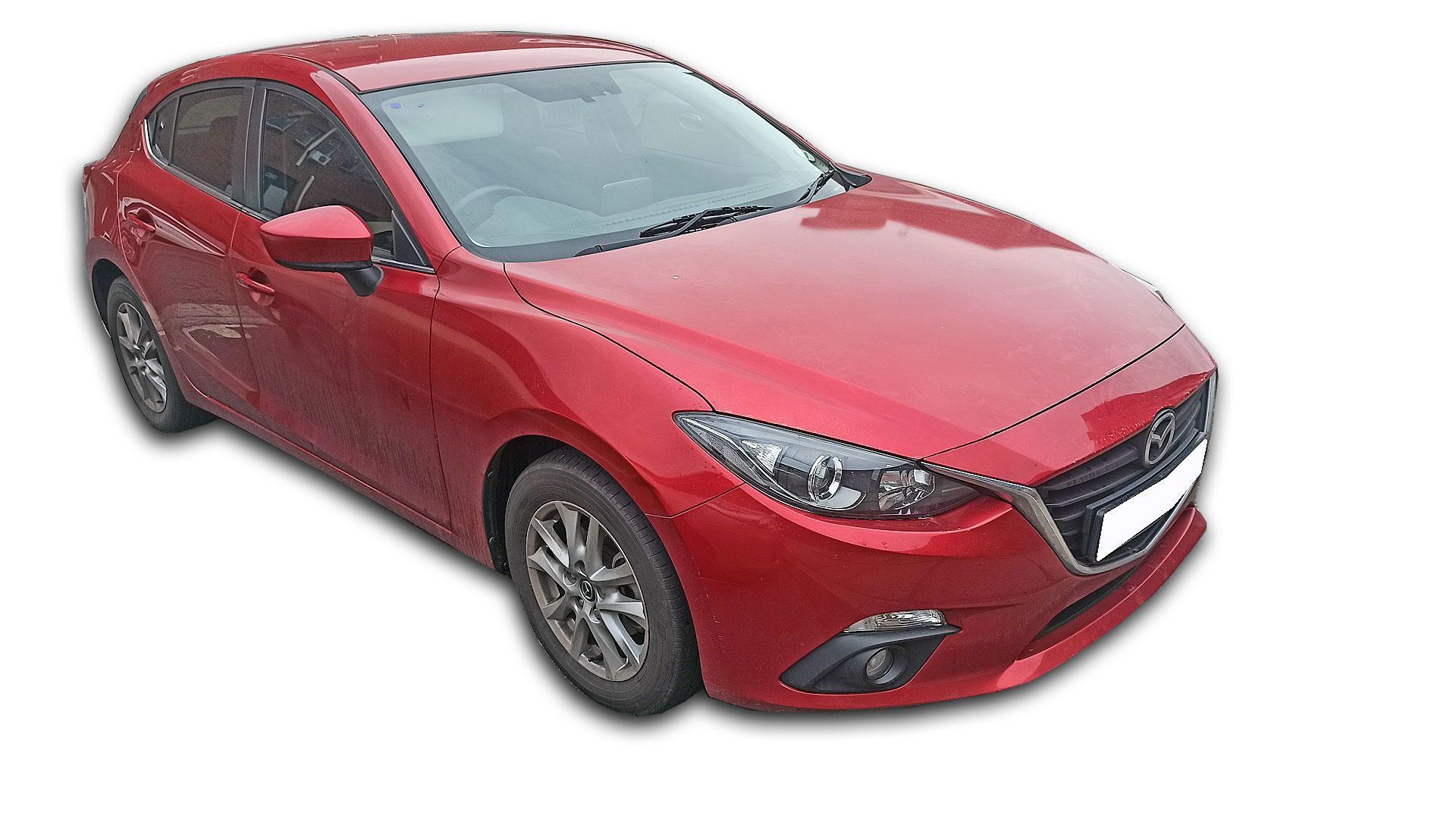 Mazda 3 1.6 Dynamic 5DR