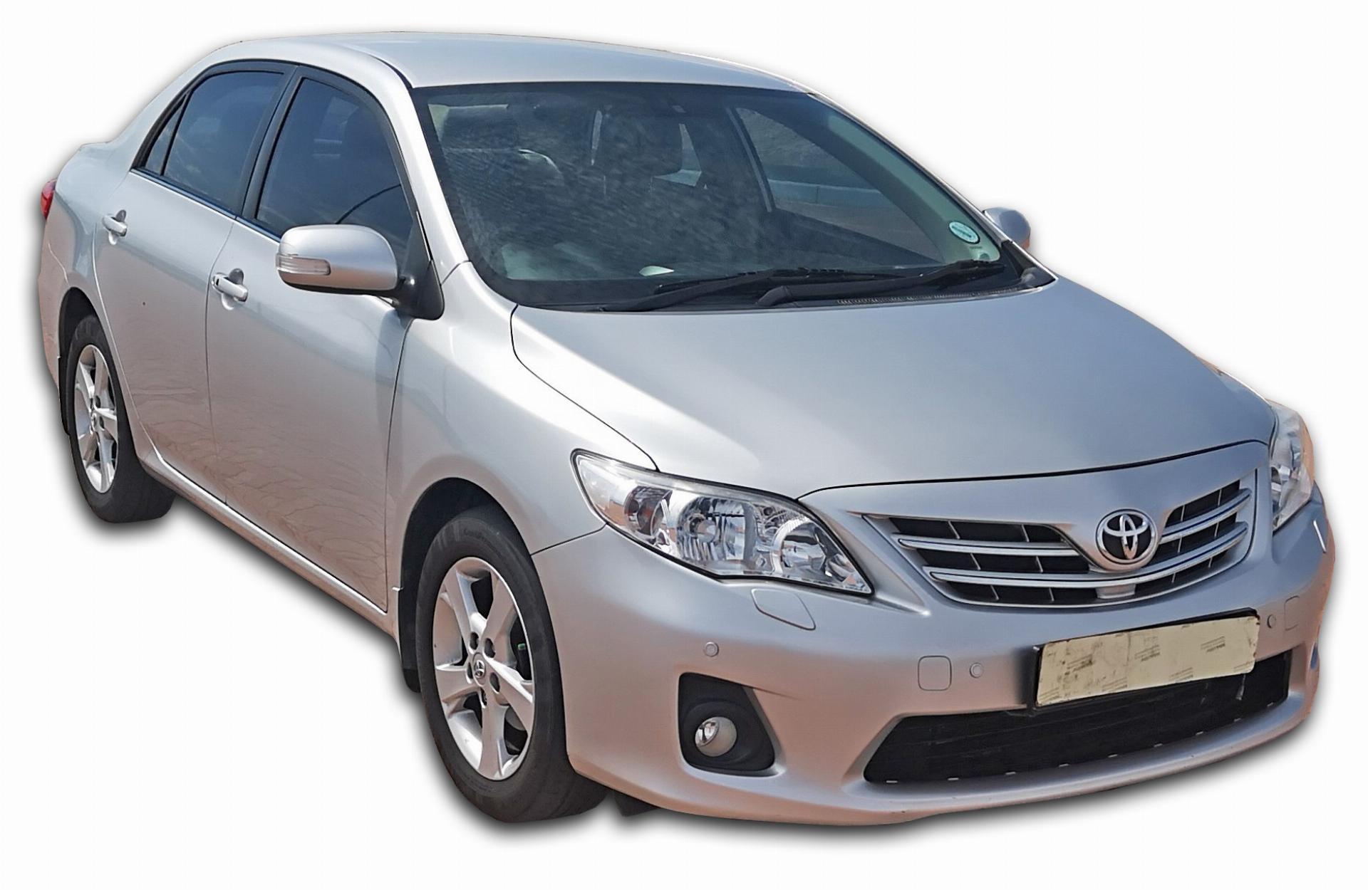 Toyota Corolla 2L VSX