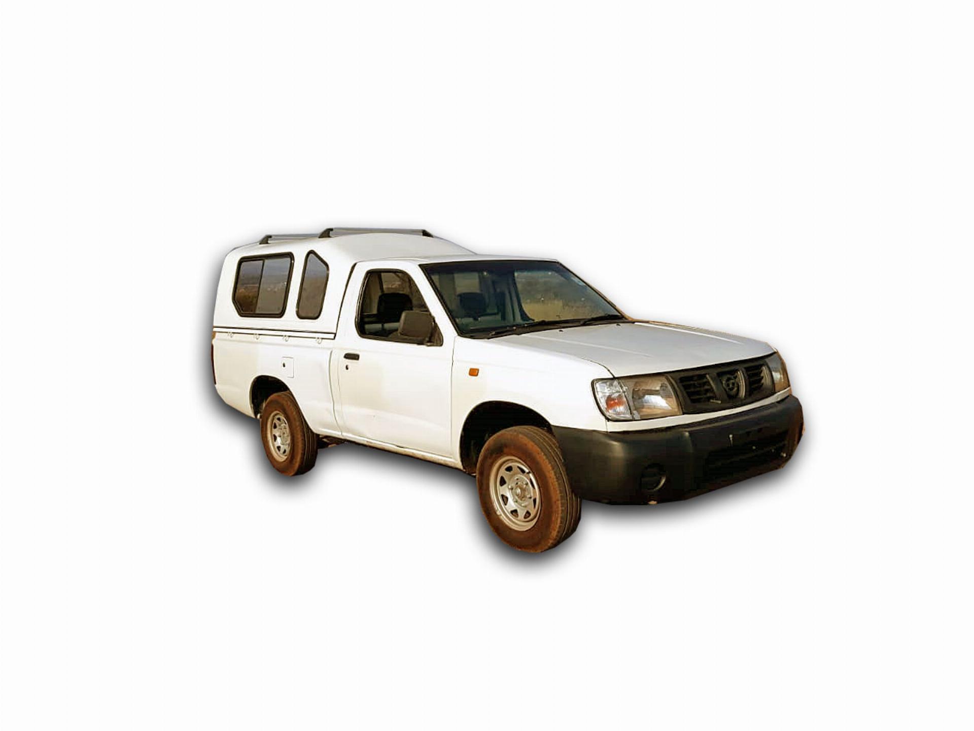 Nissan Hardbody 2.0