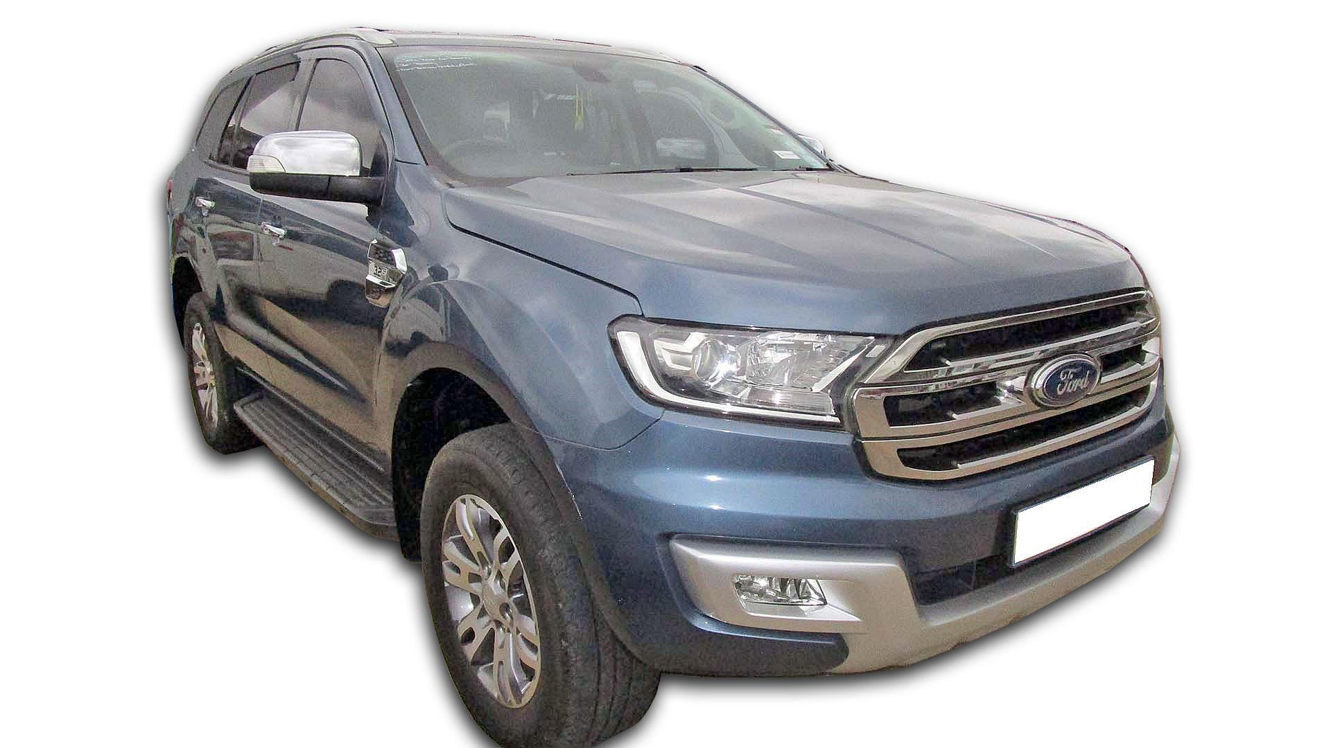 Ford Everest 3.2 Tdci XLT 4