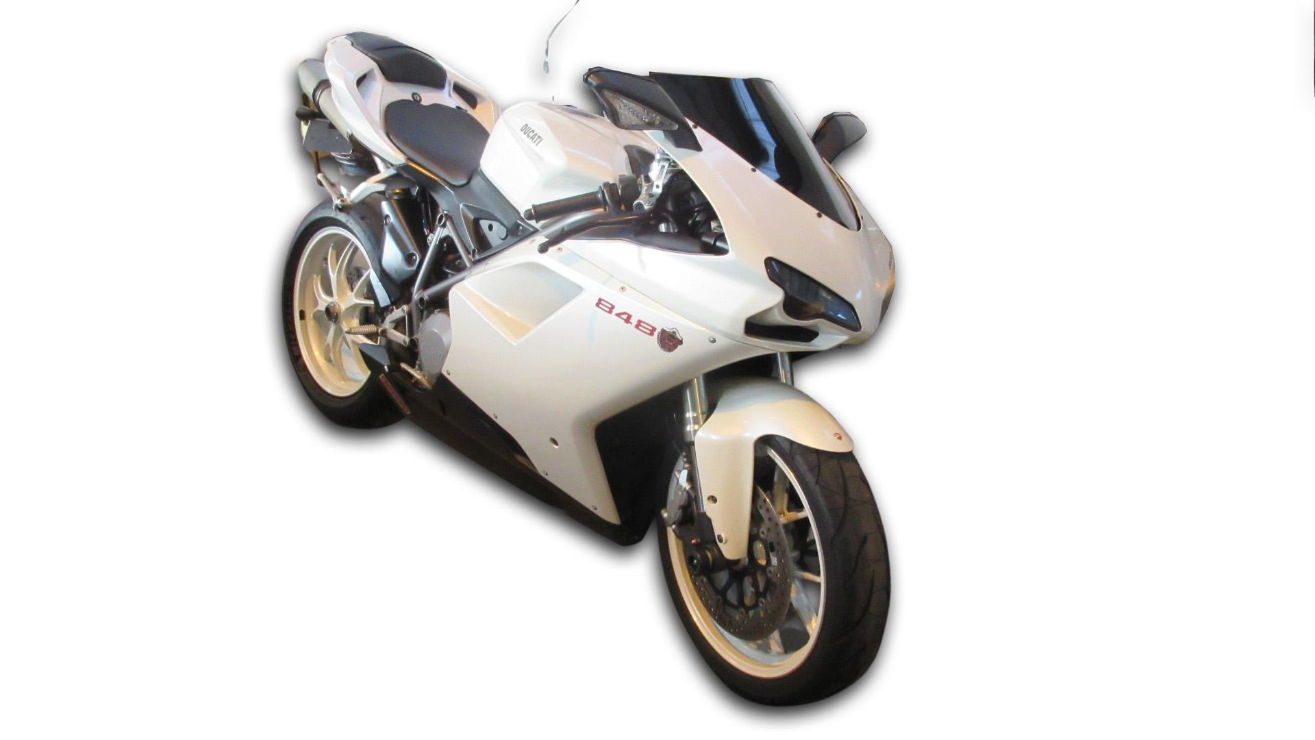 Ducati Motorcycle 1098 S 848 Evo