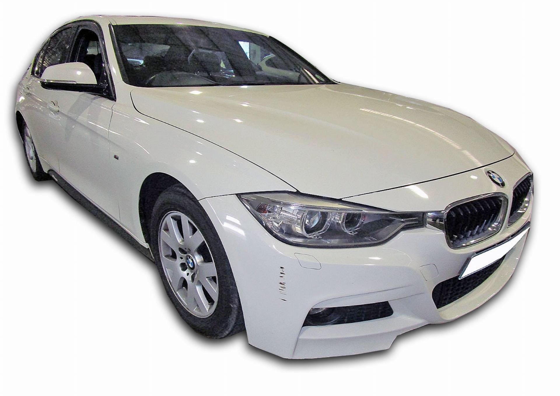 BMW 3 Series 320I M Sport A/T