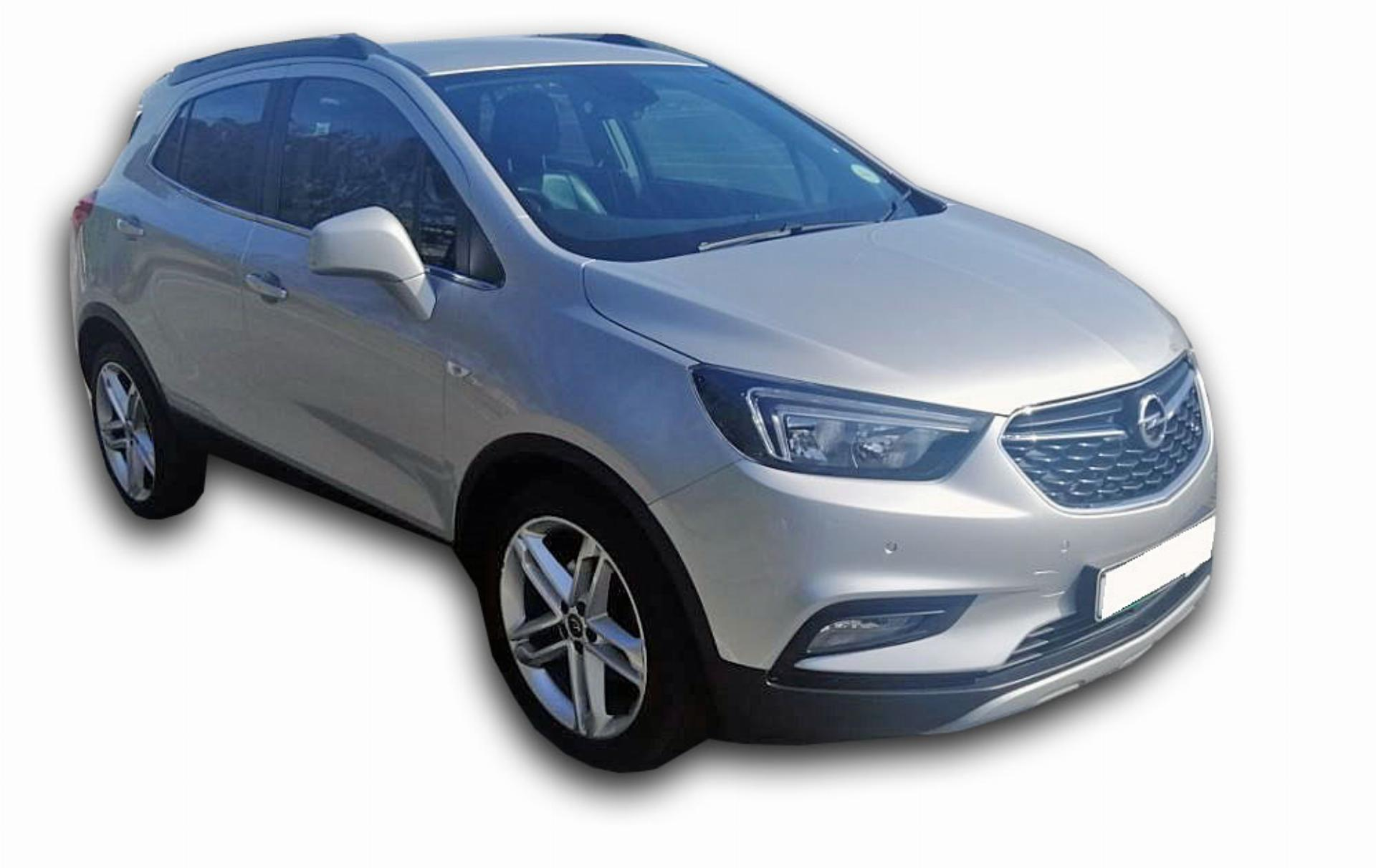 Opel Mokka X 1.4T Cosmo A/T