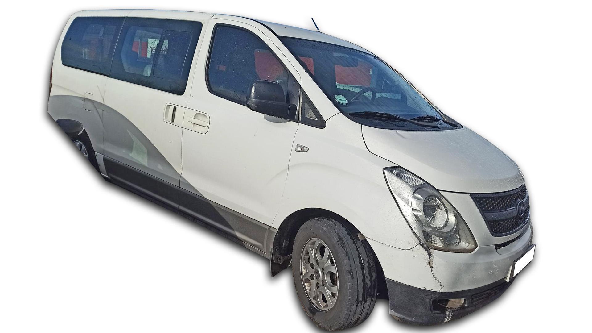 Hyundai H100 2.5 CRD (VGT) Wago