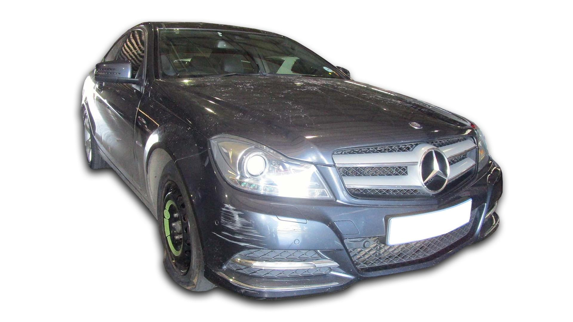 Mercedes Benz C200 C250 BE Coupe