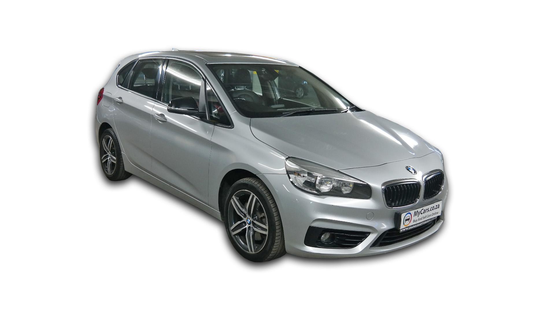 BMW 2 Series M2 218I Sport Line Active Tou