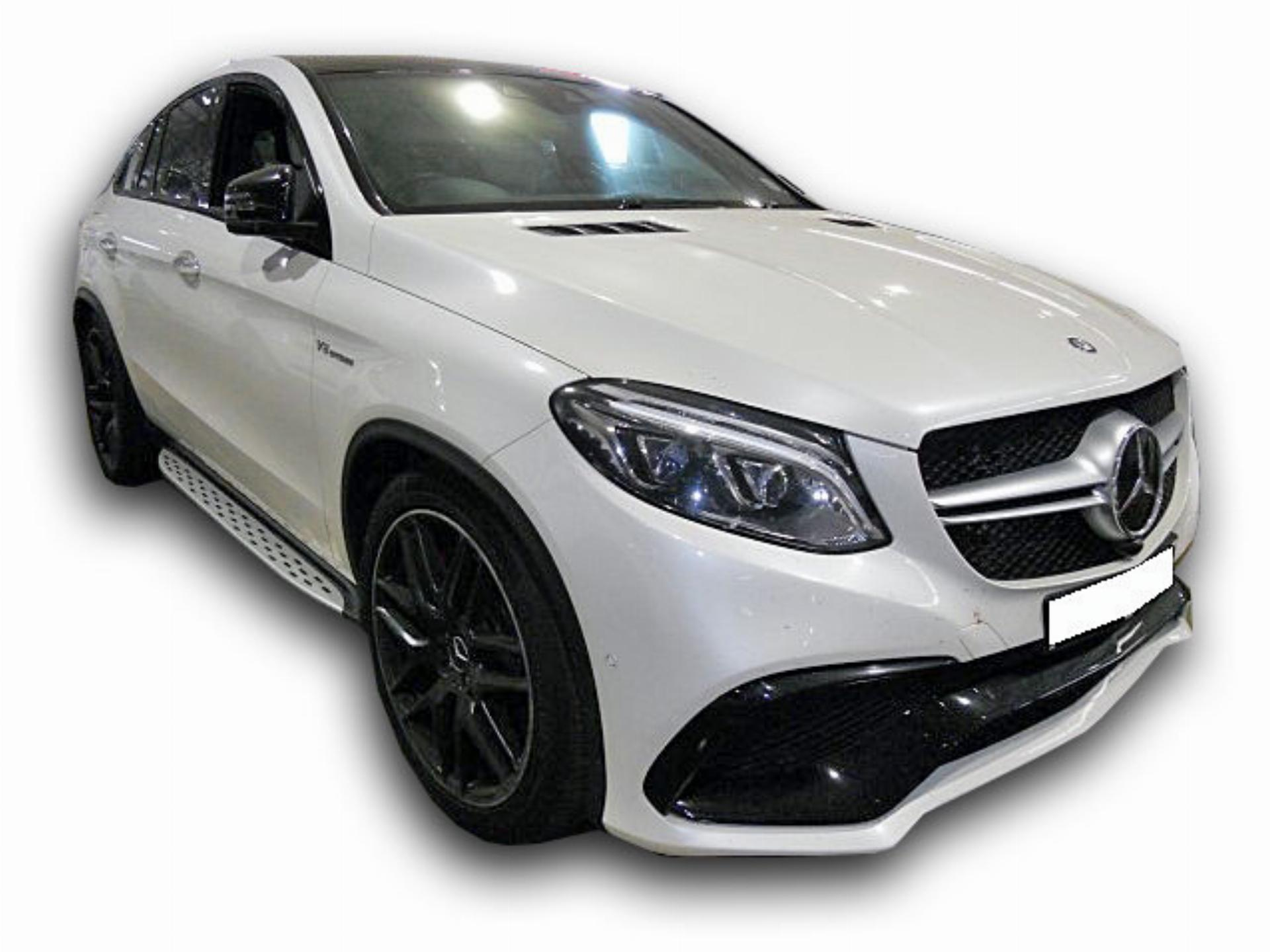 Mercedes Benz Gle Coupe 63