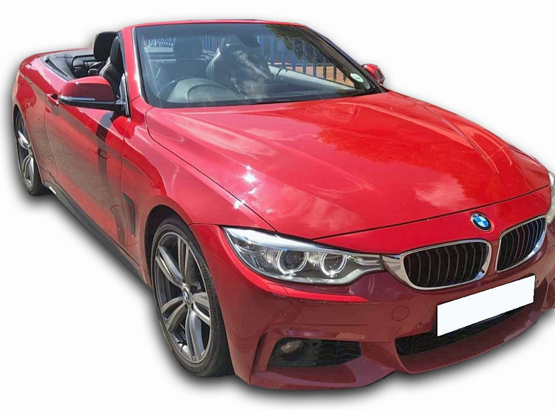 BMW 4 Series 428I Convertable