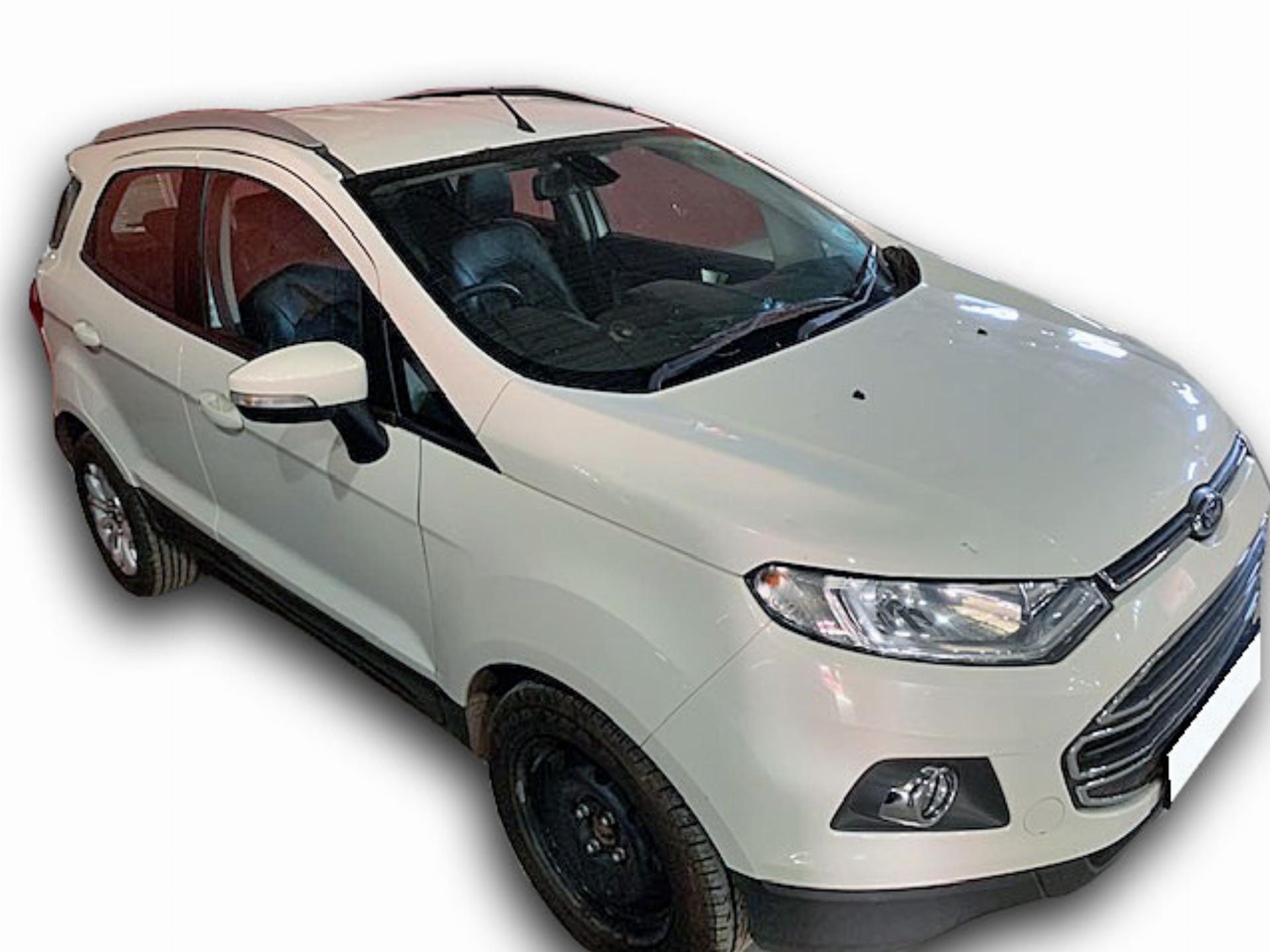 Ford Ecosport 1.5TIVCT Titaniu