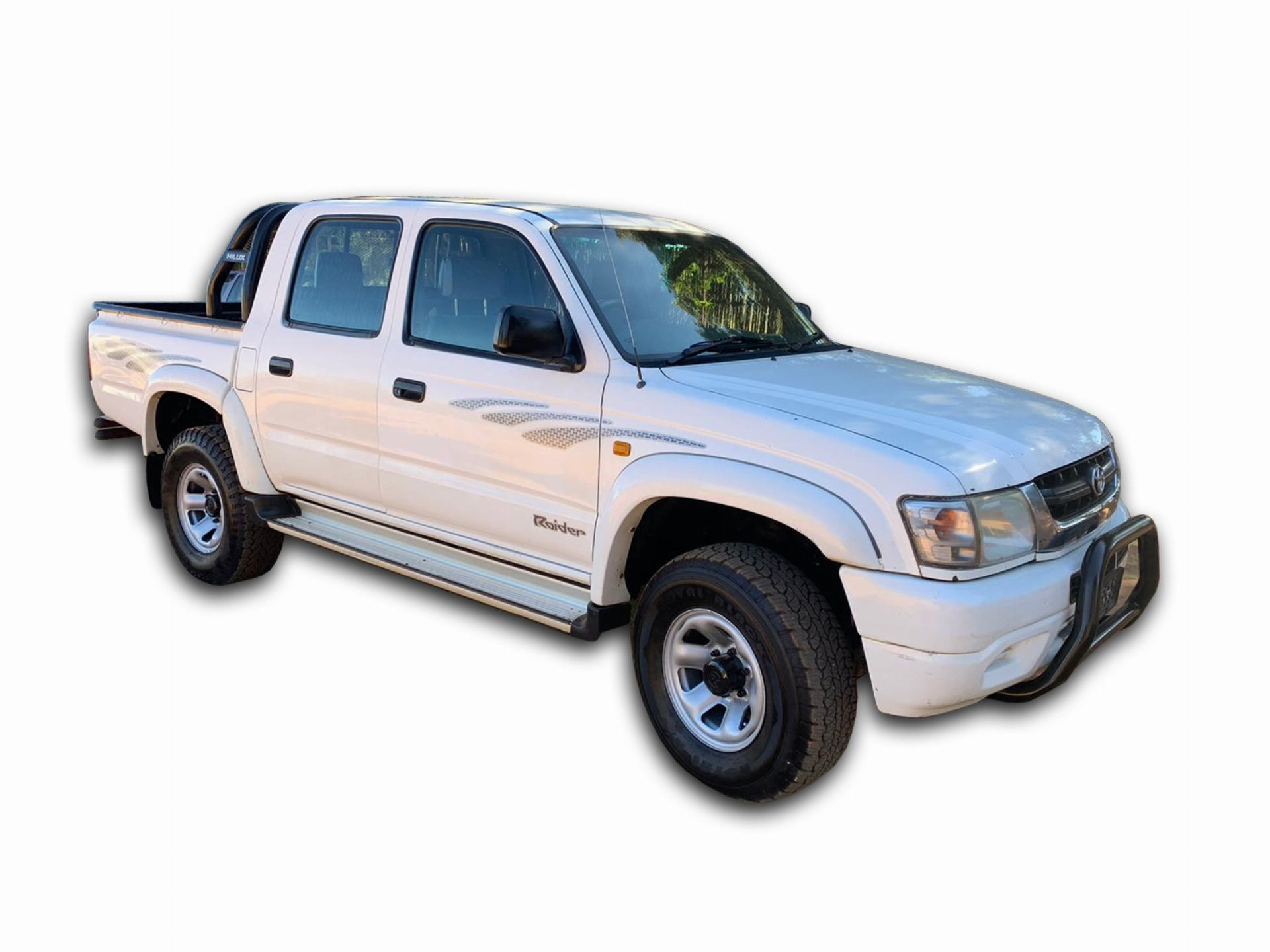 Toyota Hilux 3.0 KZ-TE D/CAB 4X2 Manual