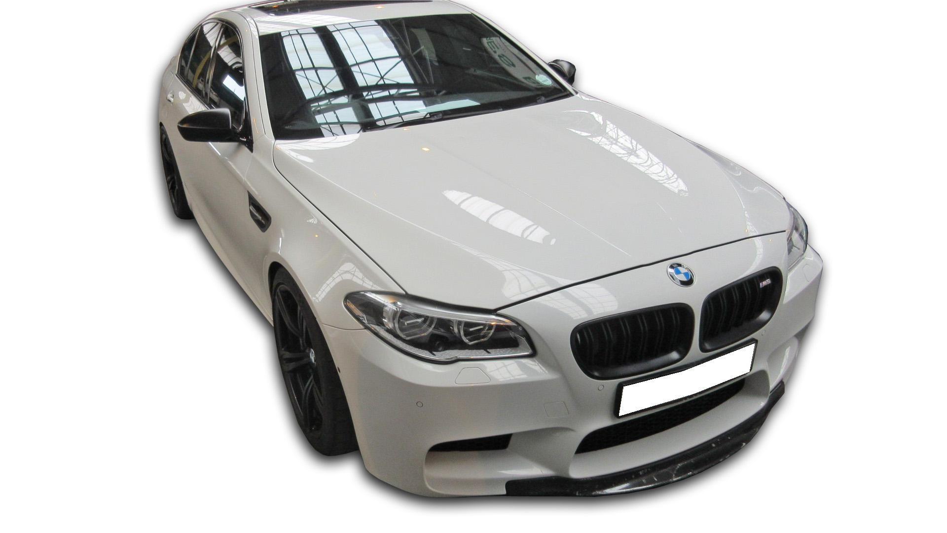 BMW 5 Series M-DCT (F10)