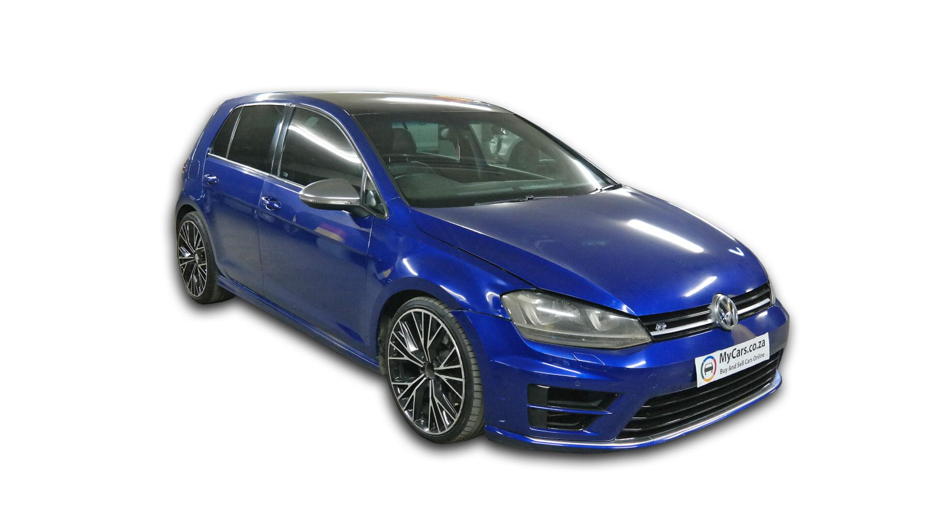 Volkswagen Golf Vii 2.0 Tsi R