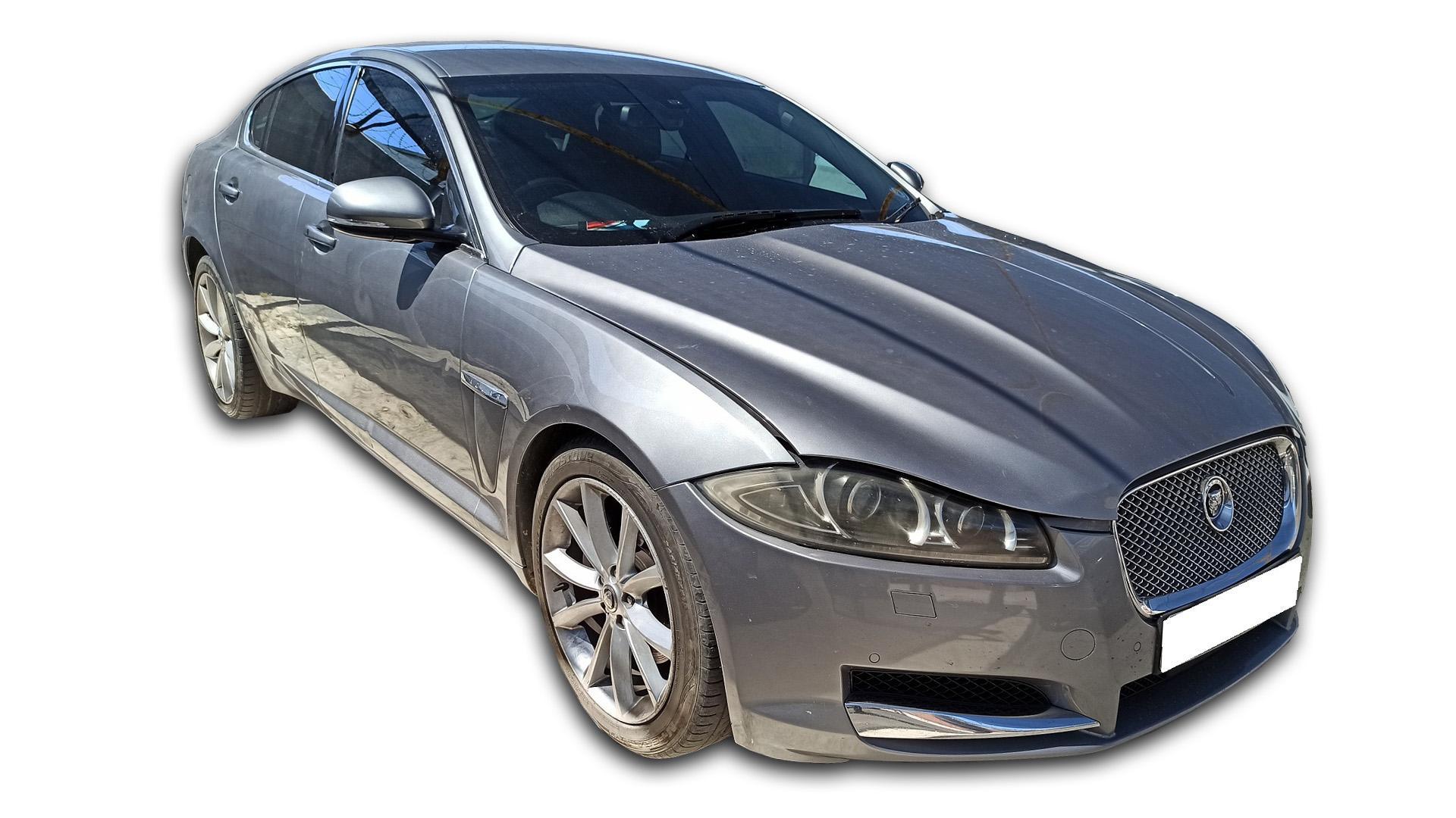 Jaguar XF 2.0 I4 Premium Lux