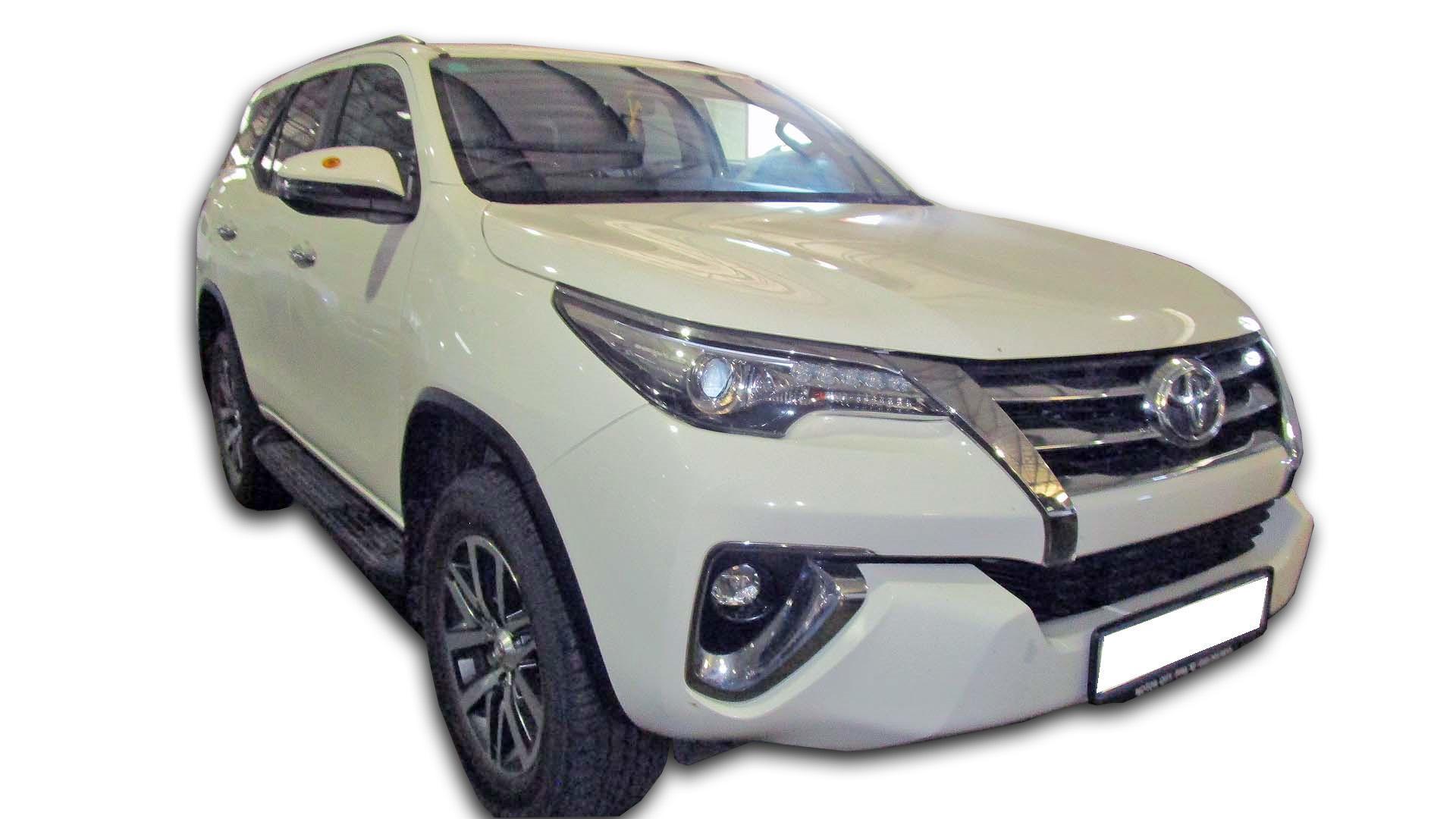 Toyota Fortuner 2.8 GD-6 R/B
