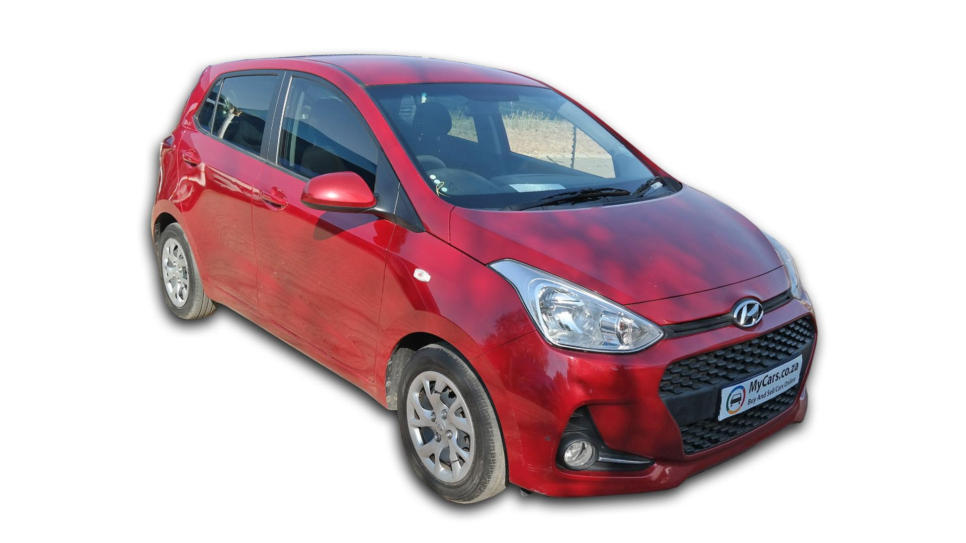 Hyundai I10 Grand 1.0 Motion