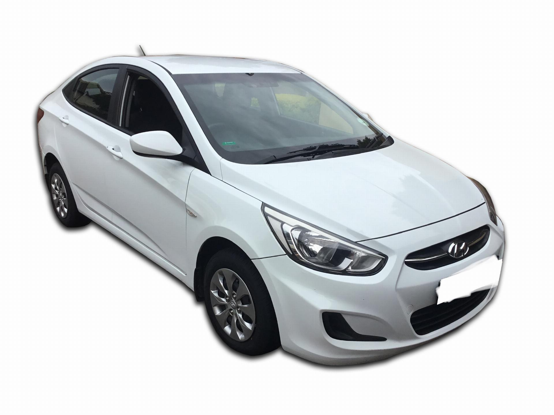 Hyundai Accent 1.6 Motion