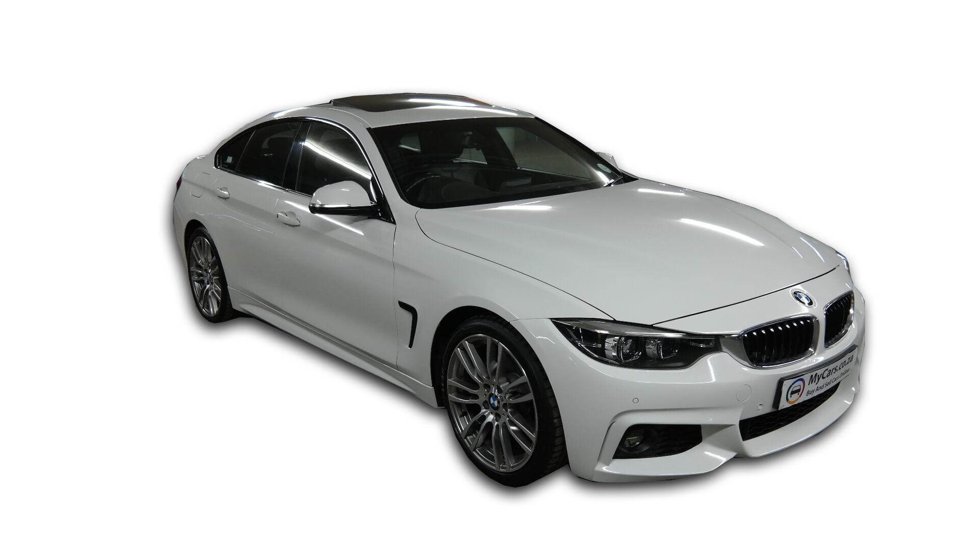 BMW 4 Series 420I Gran Coupe M Sport (F36)