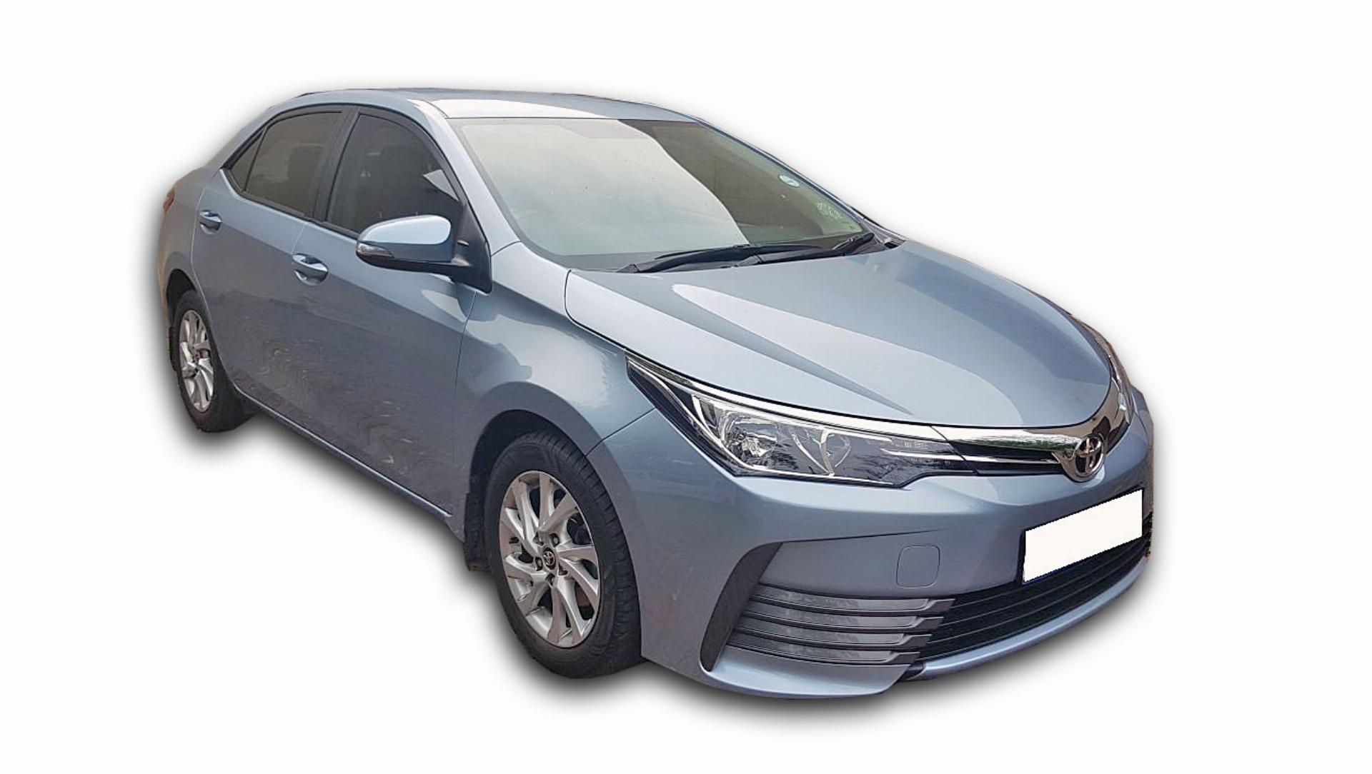 Toyota Corolla 1.6 Prestige  Automatic