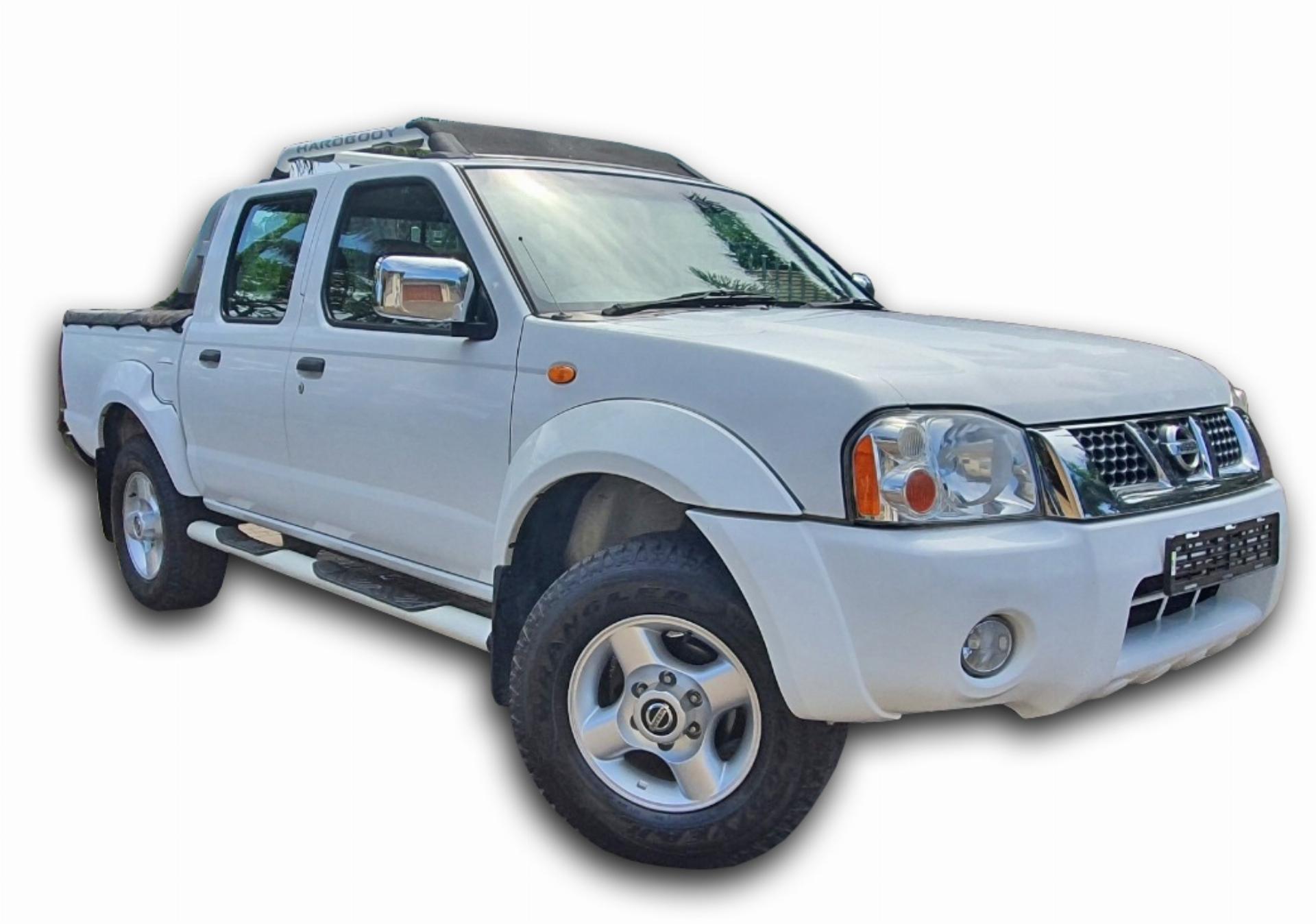 NP 300 Nissan Hardbody 2.4 SE