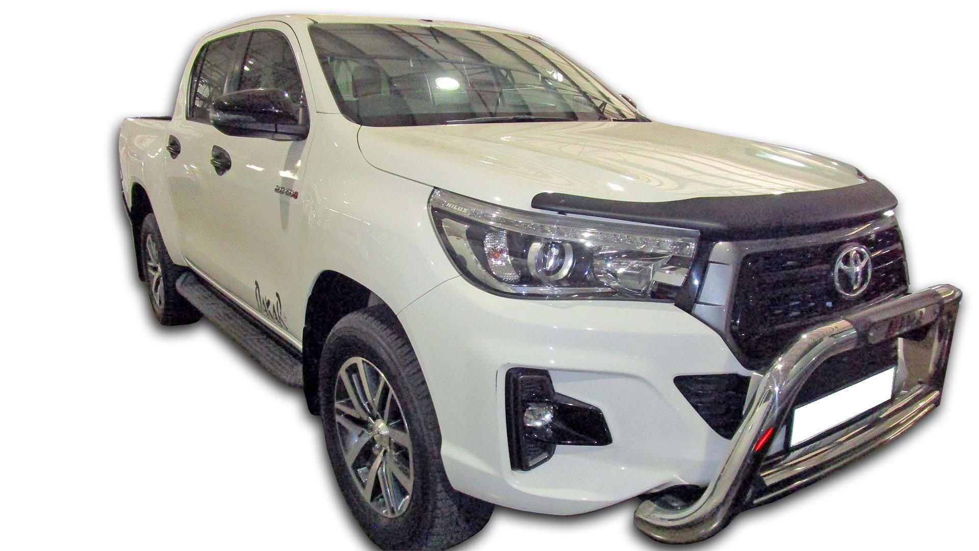 Toyota Hilux 2.8 GD-6-RB