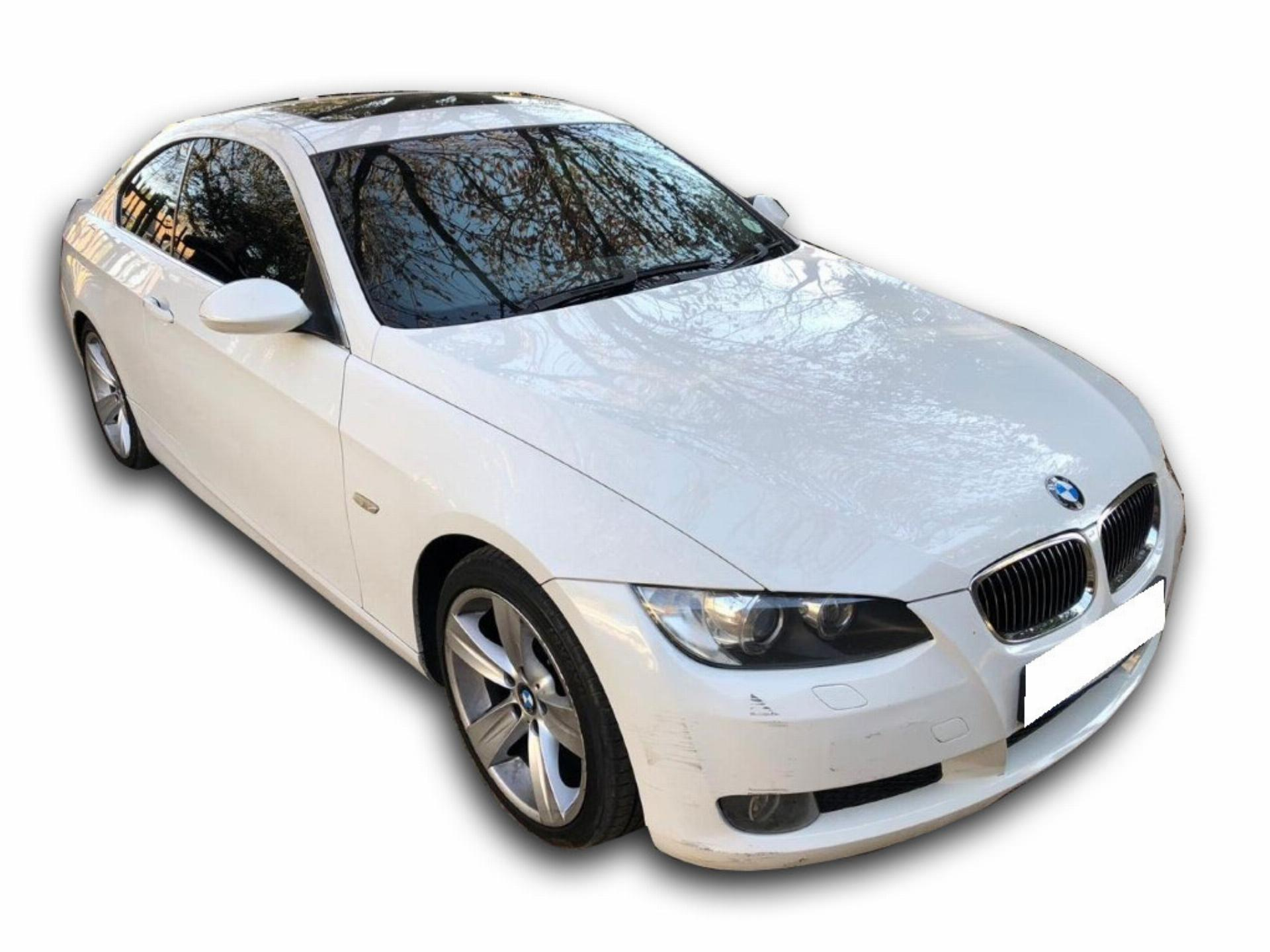 BMW 3 Series 325I Coupe