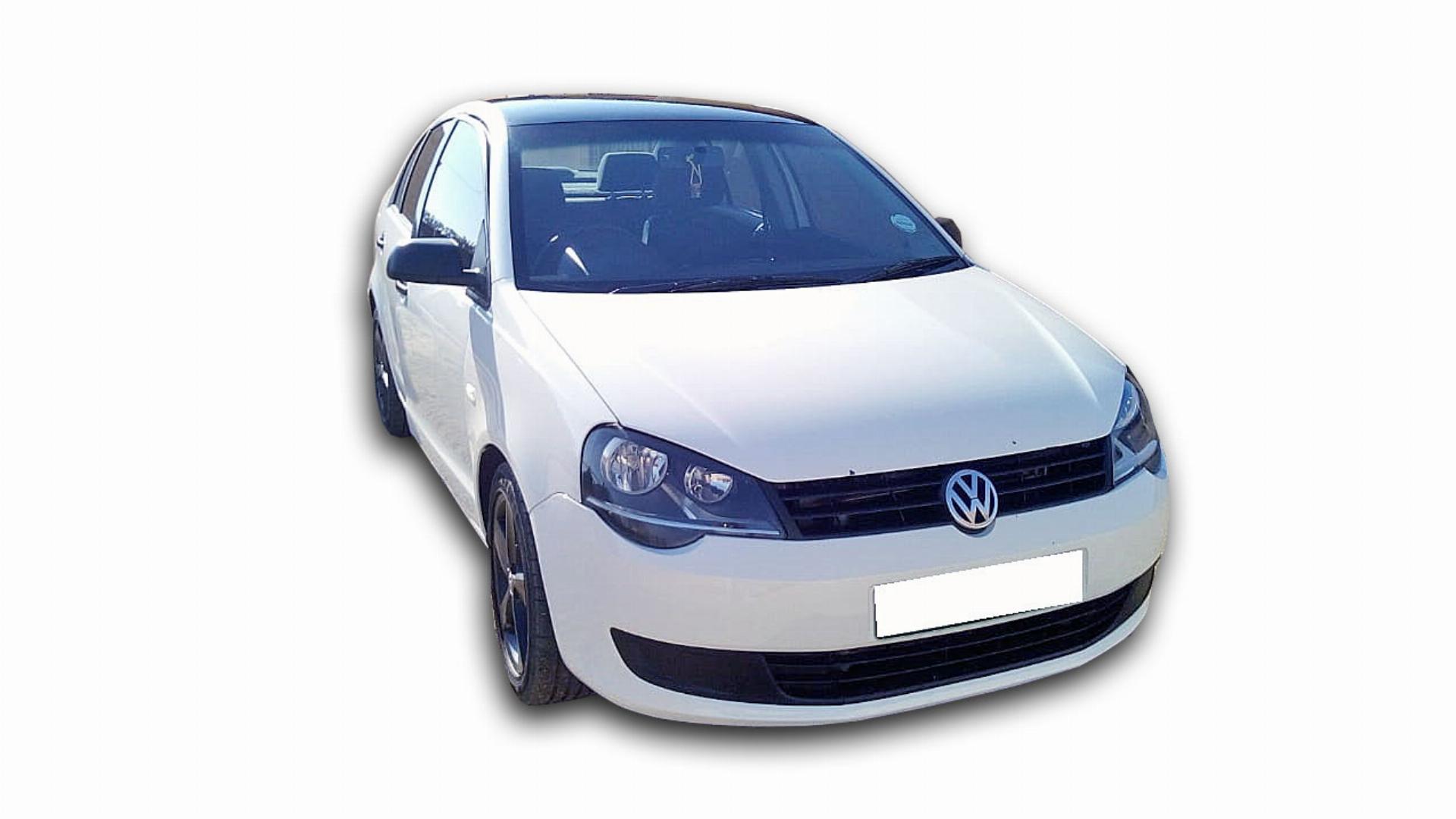 VW Polo Vivo 1.6 Trendline