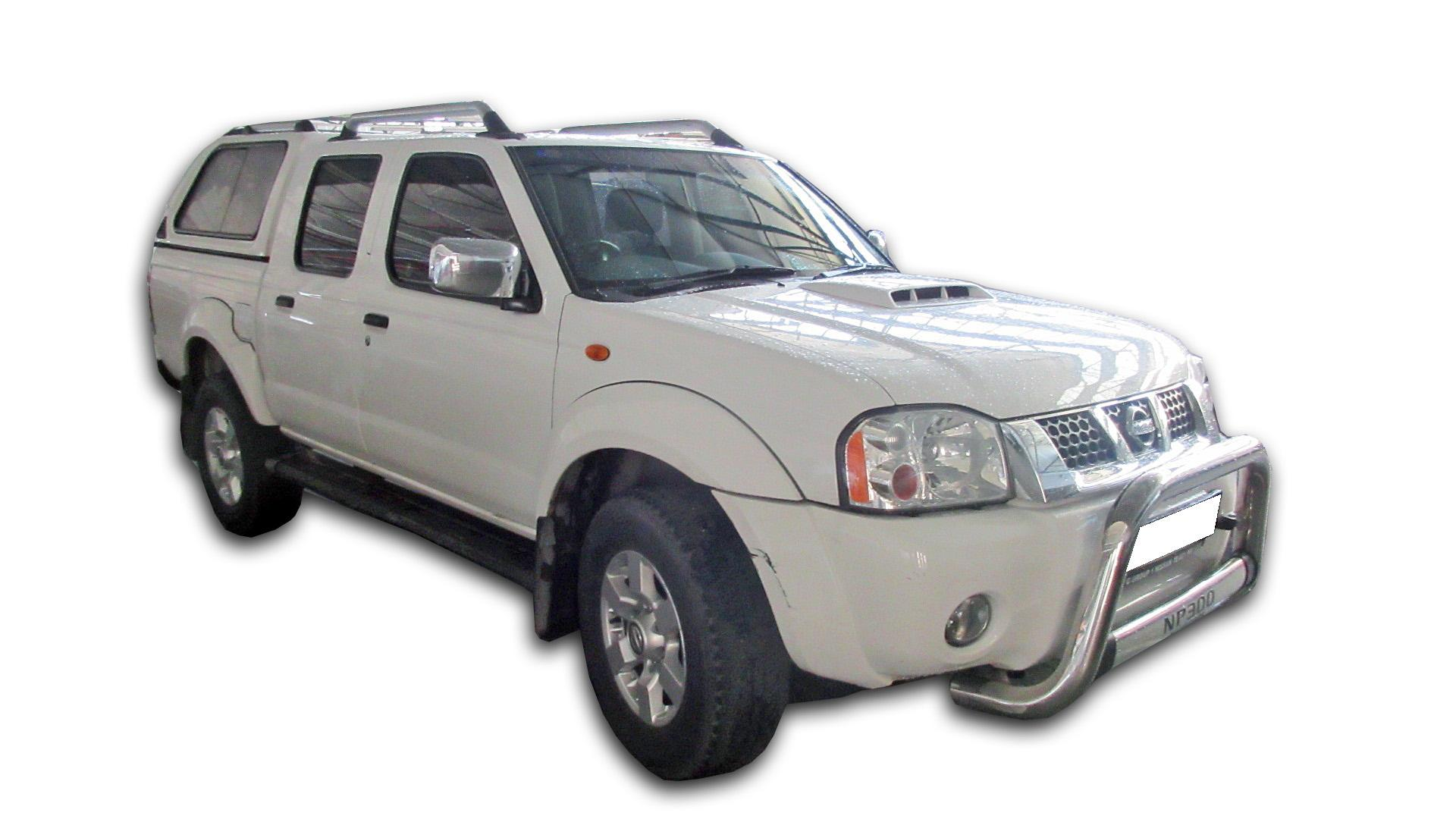 Nissan Hardbody NP300 2.5 TDI