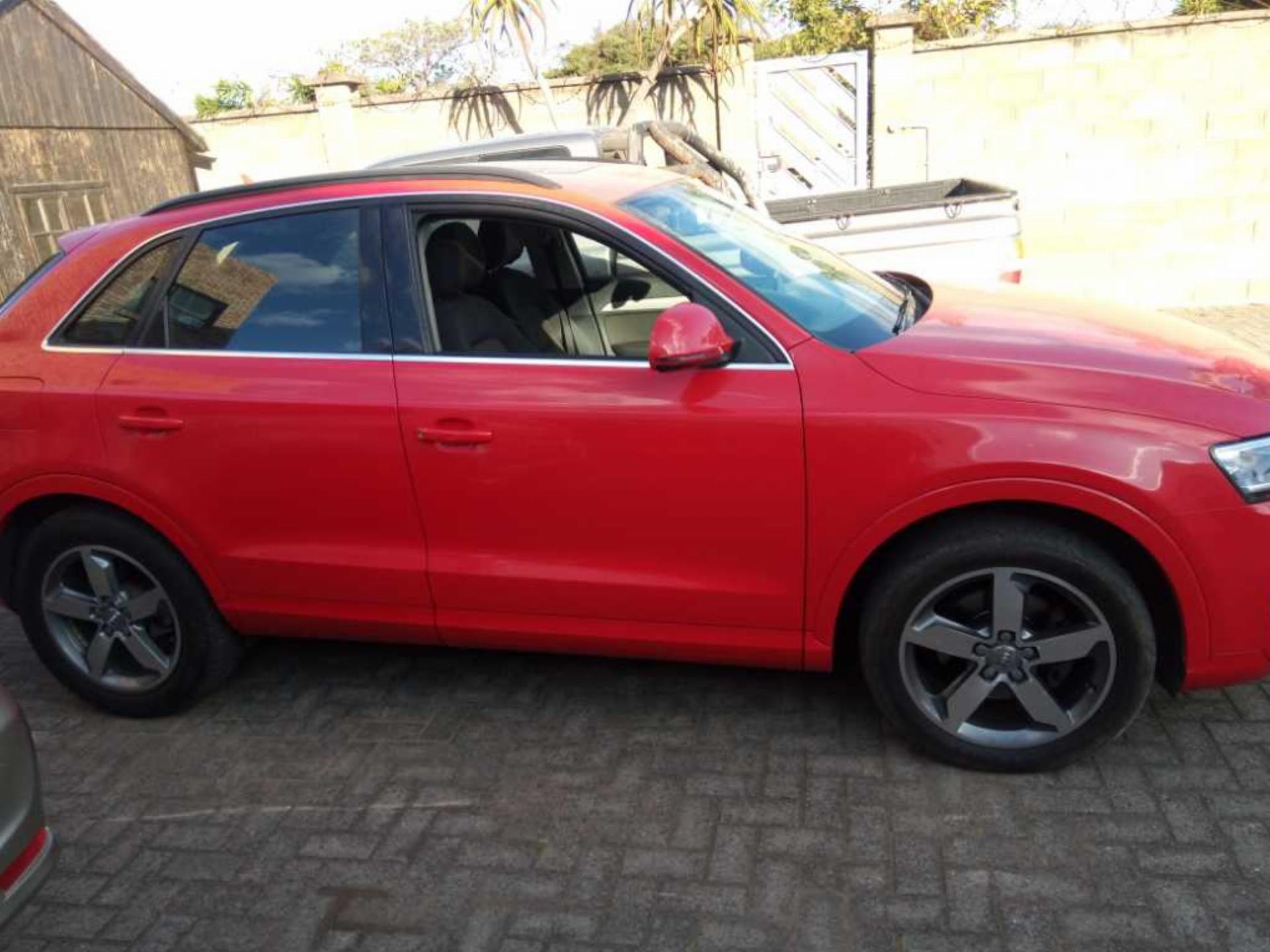 Audi Q3 2.0 TDI Quatt Stroni