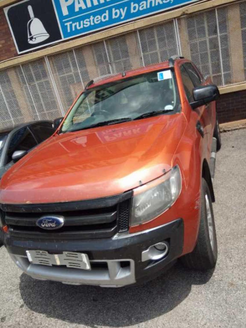 Ford Ranger 3.2 Wildtrack