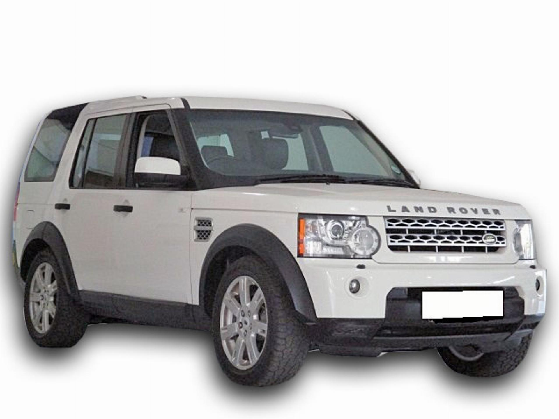 Land Rover Discovery 3.0 TDV6 S