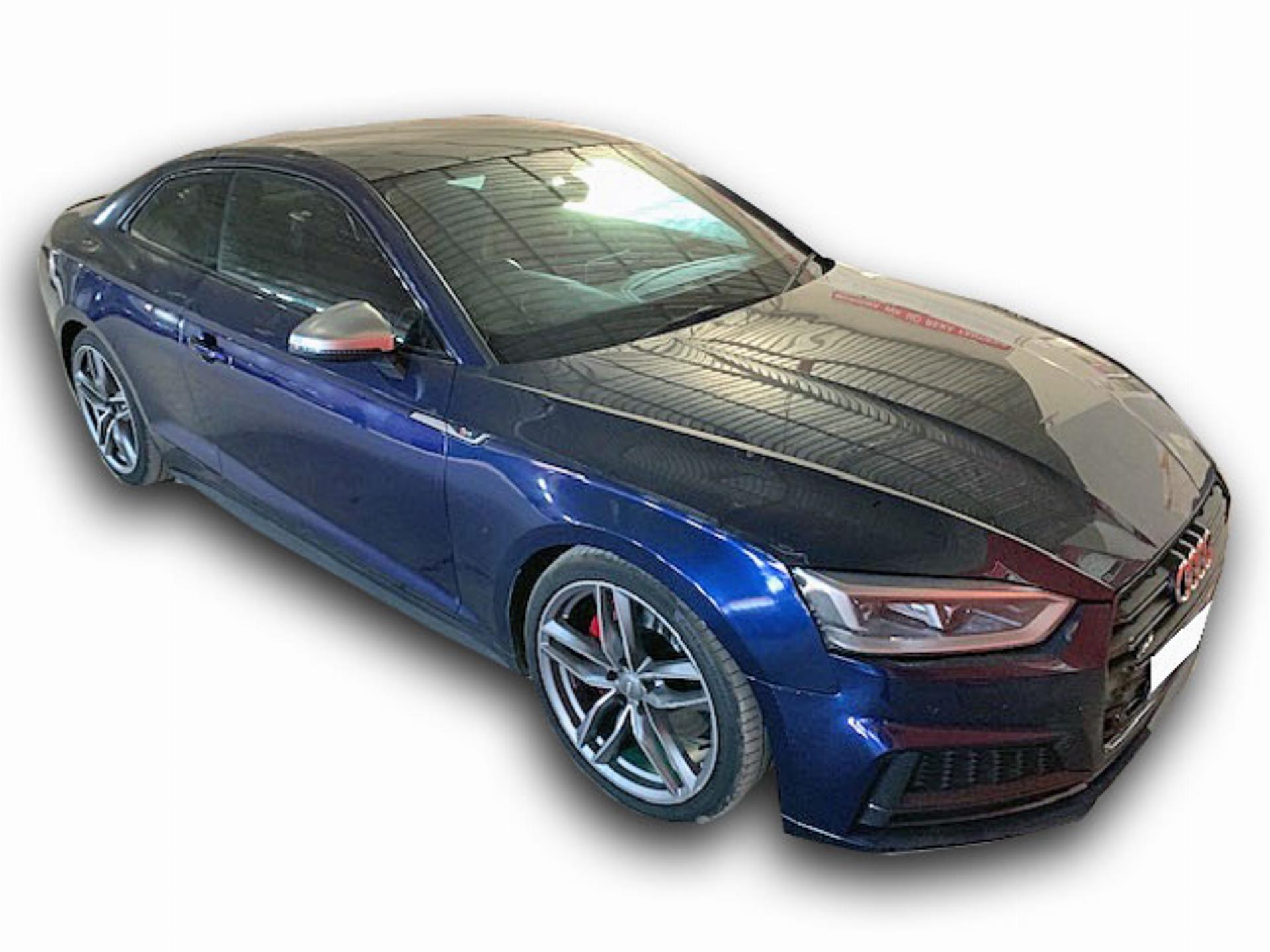 Audi S5 3.2