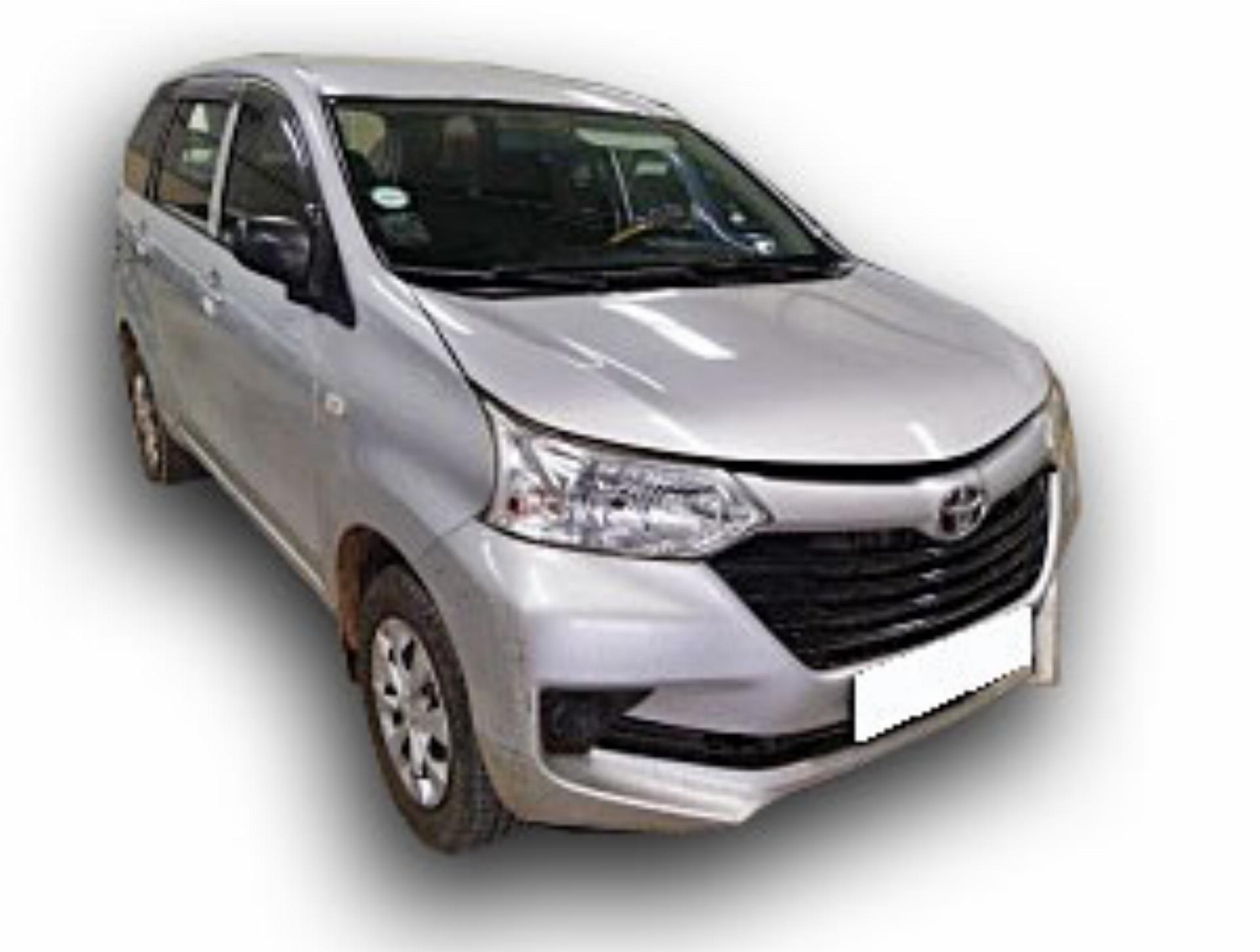 Toyota Avanza 2.3 S