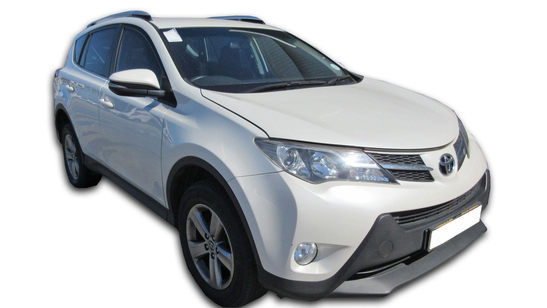 Toyota Rav 4 2.0 GX A/T