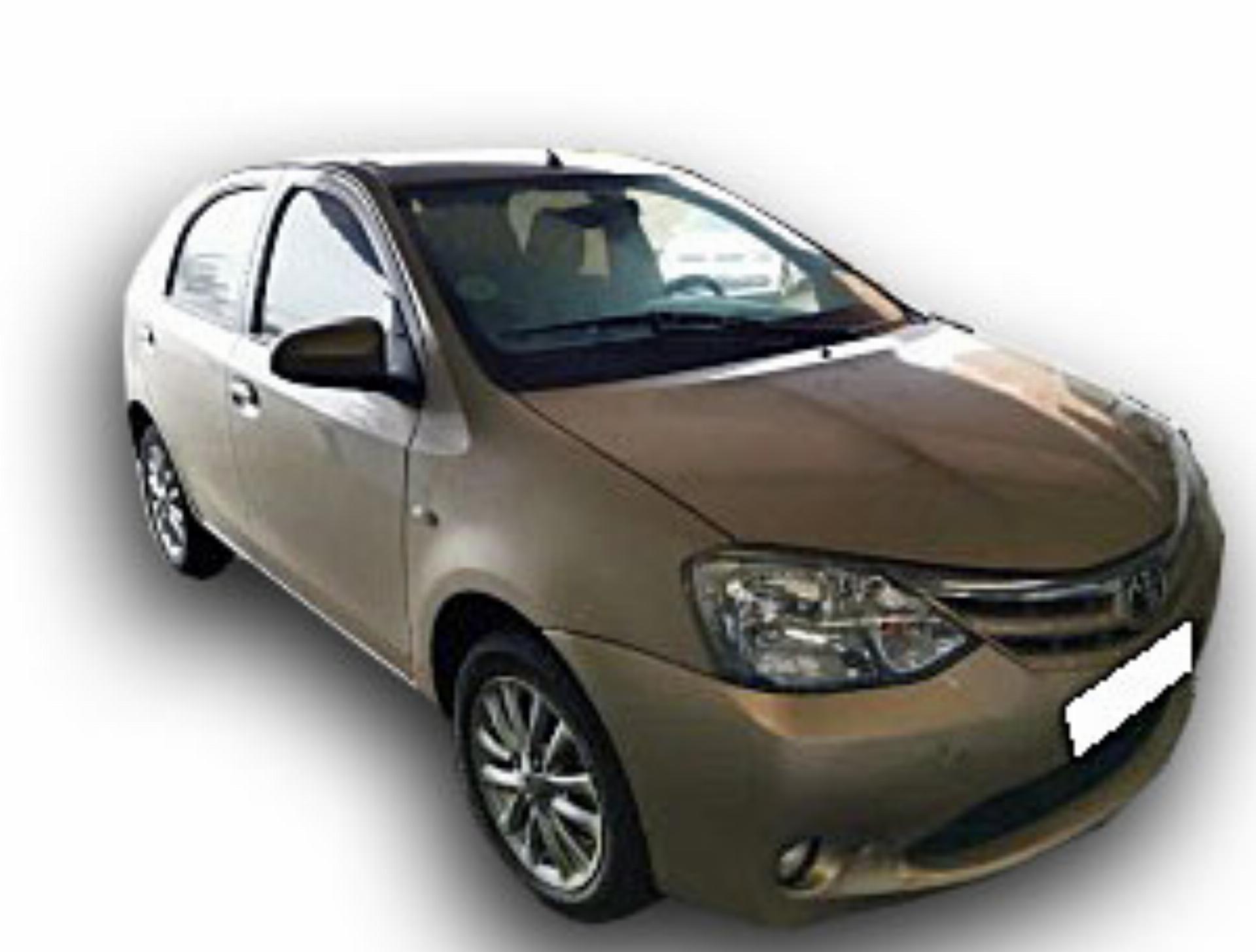 Toyota Etios 1.5 XS/SPRINT