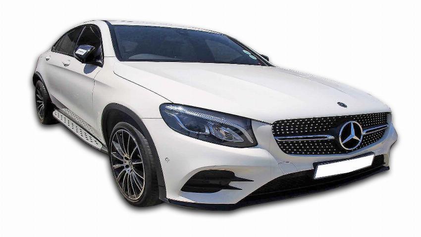 Mercedes Benz GLC Coupe 250