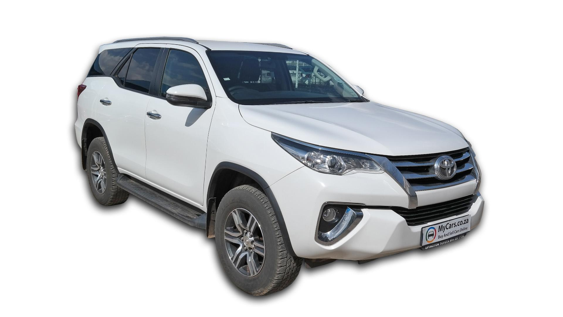 Toyota Fortuner 2.4GD-6 4X4
