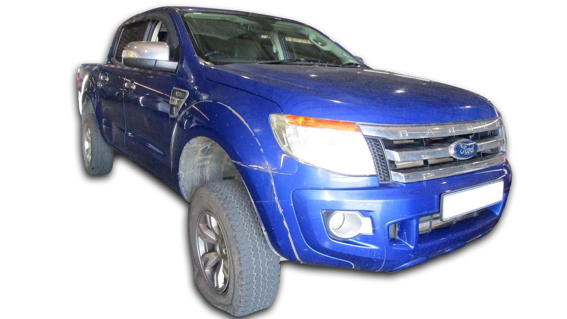 Ford Ranger 3.2TDCI XLT 4X4