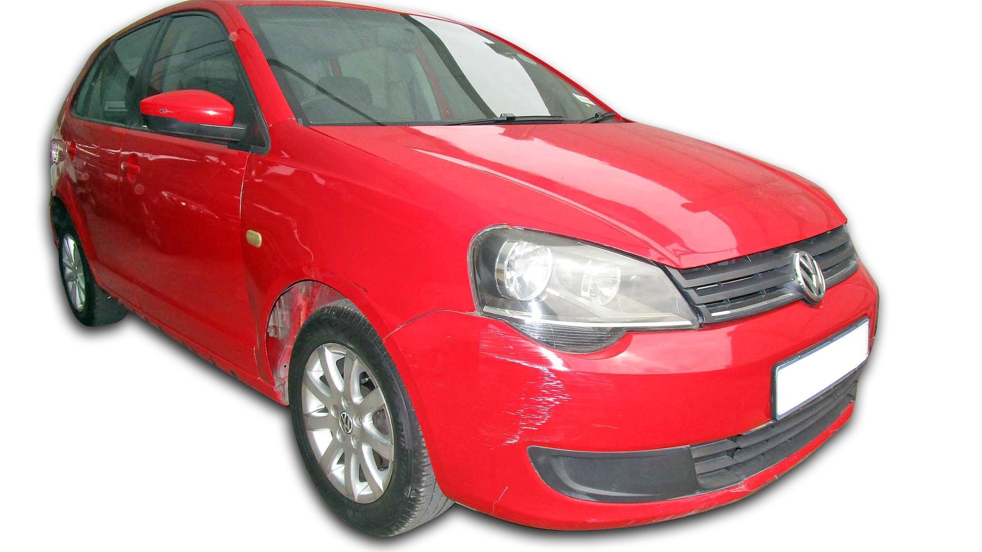 VW Polo Vivo GP 1.4 Trendline