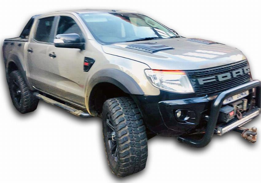 2015 FORD RANGER  Double Cap 4 x 4