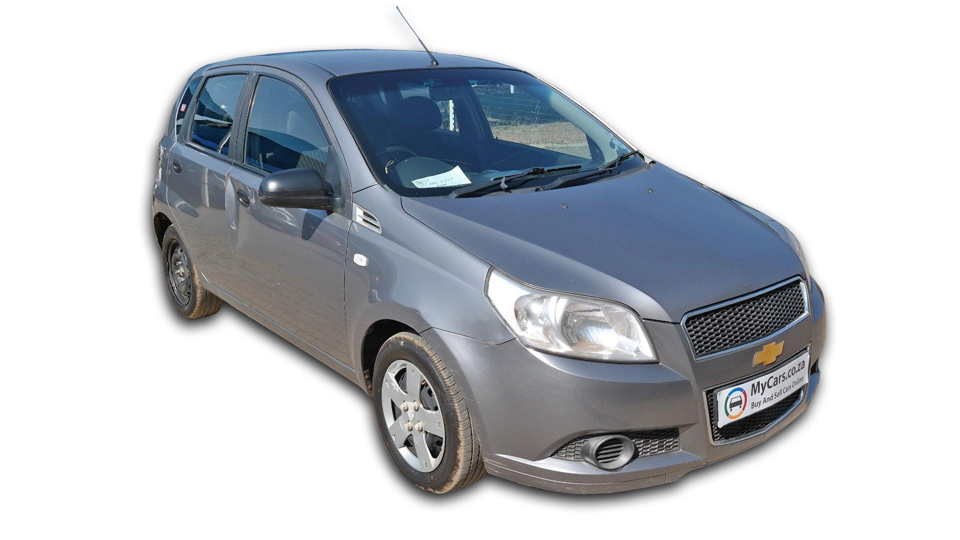 Chevrolet Aveo 1.6L 5DR
