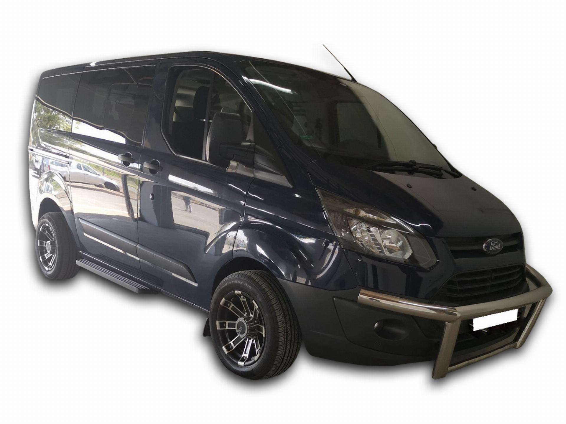 Ford Tourneo Custom 2.2 Tdci LWB