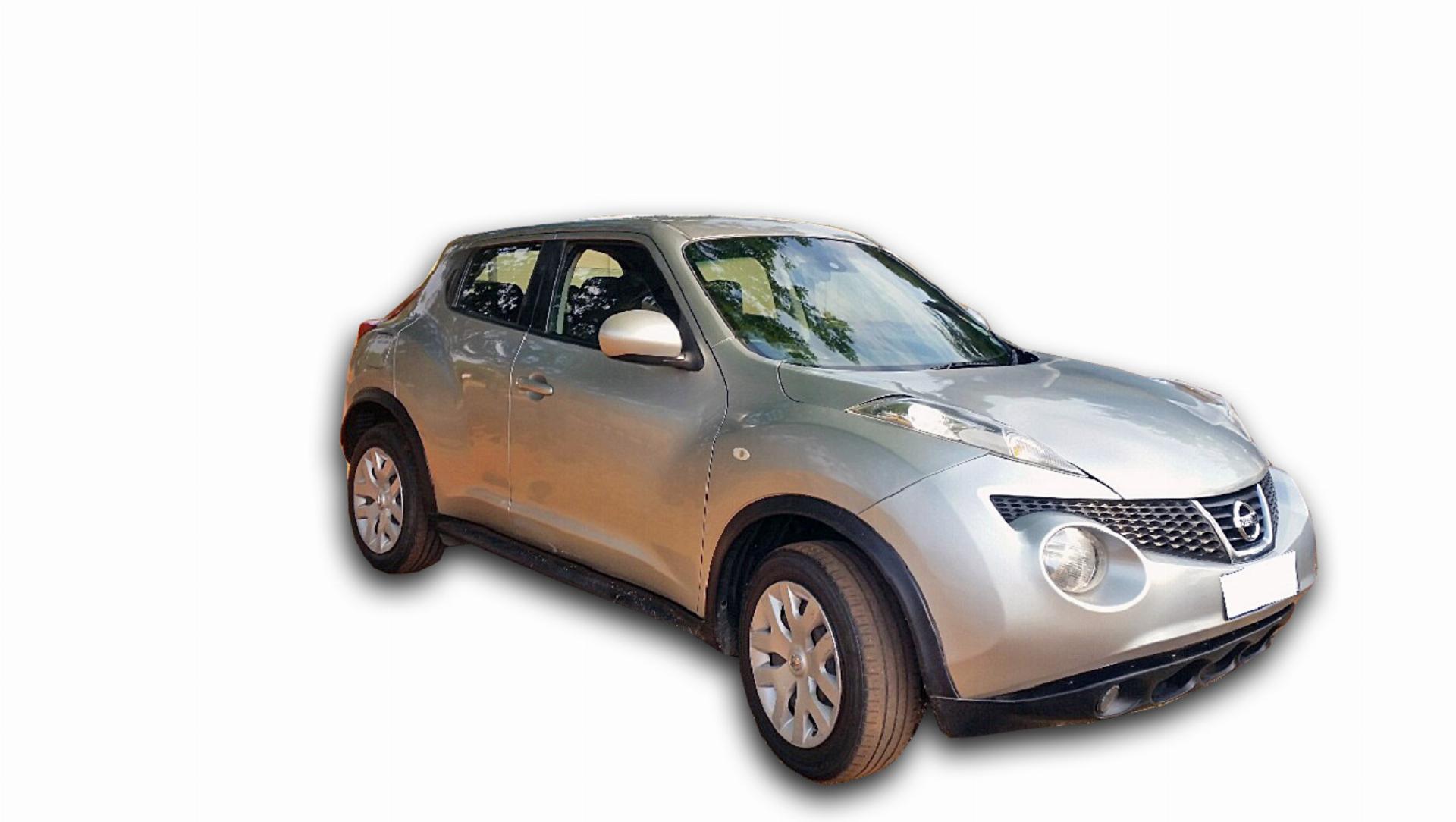 Nissan Juke Accenta 1.6 Plus