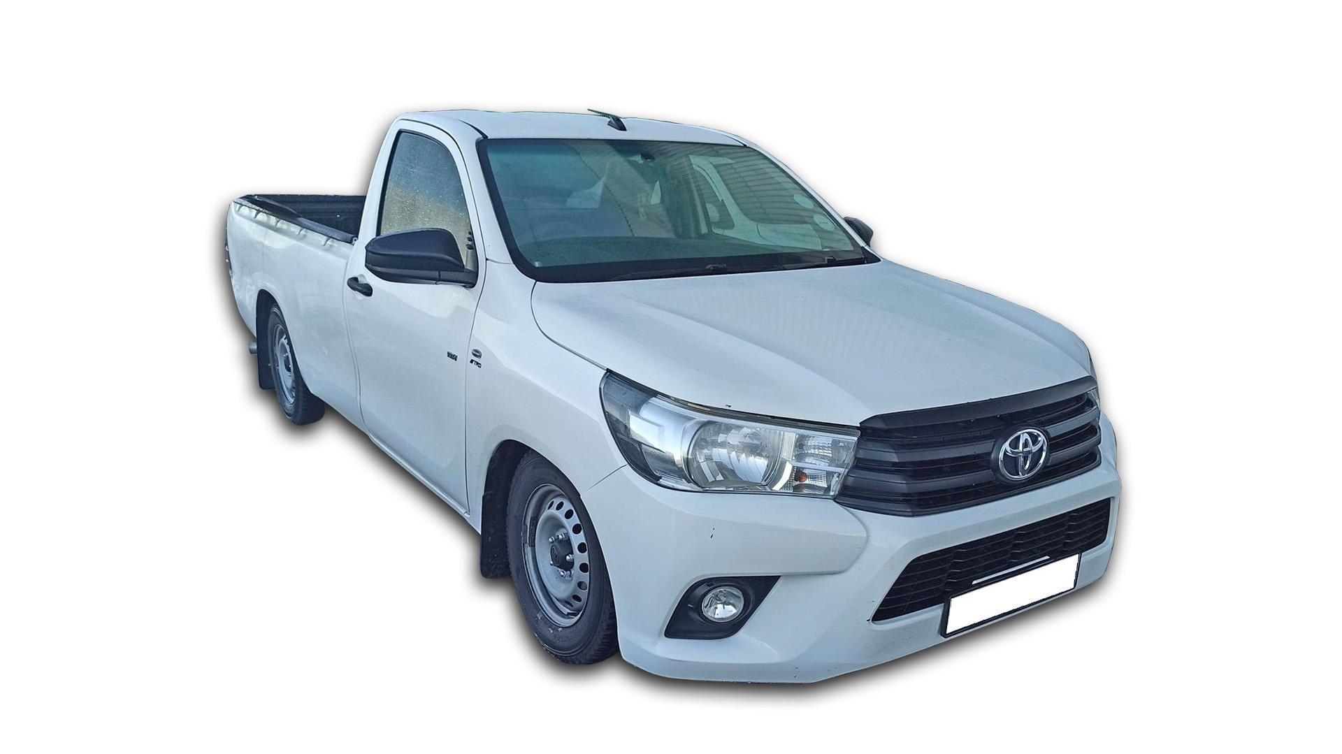Toyota Hilux 2.0 Vvti A/C P/U
