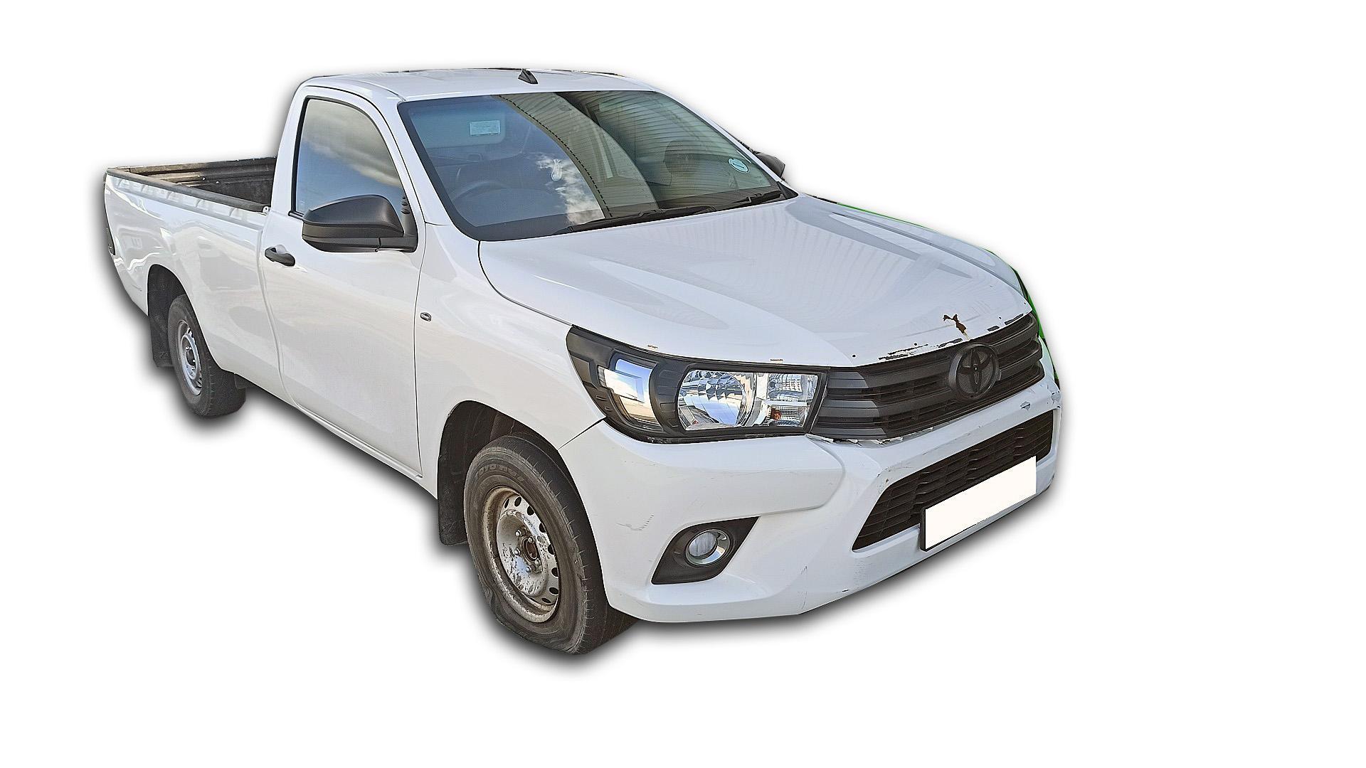 Toyota Hilux 2.0 Vvti P/U S/C