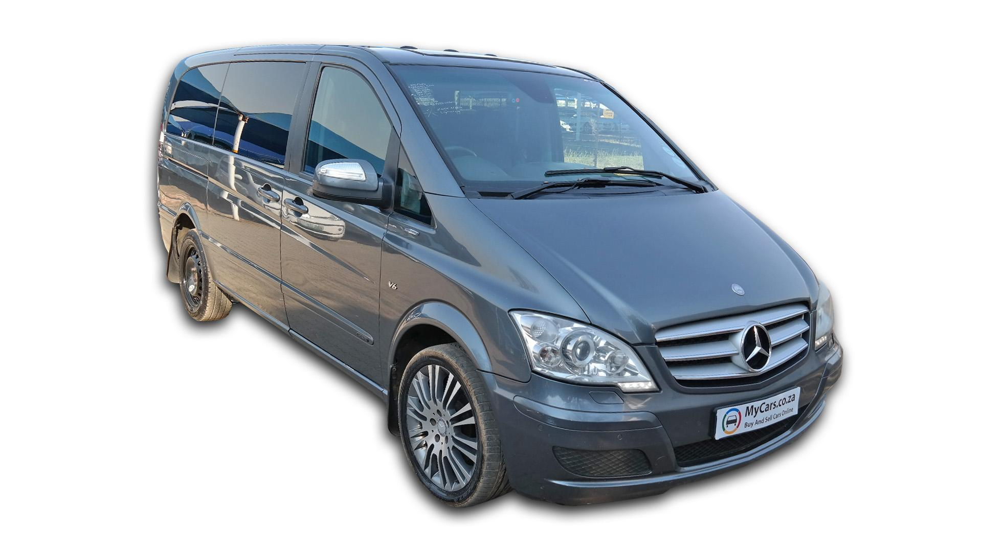 Mercedes Benz Viano 3.0 Cdi