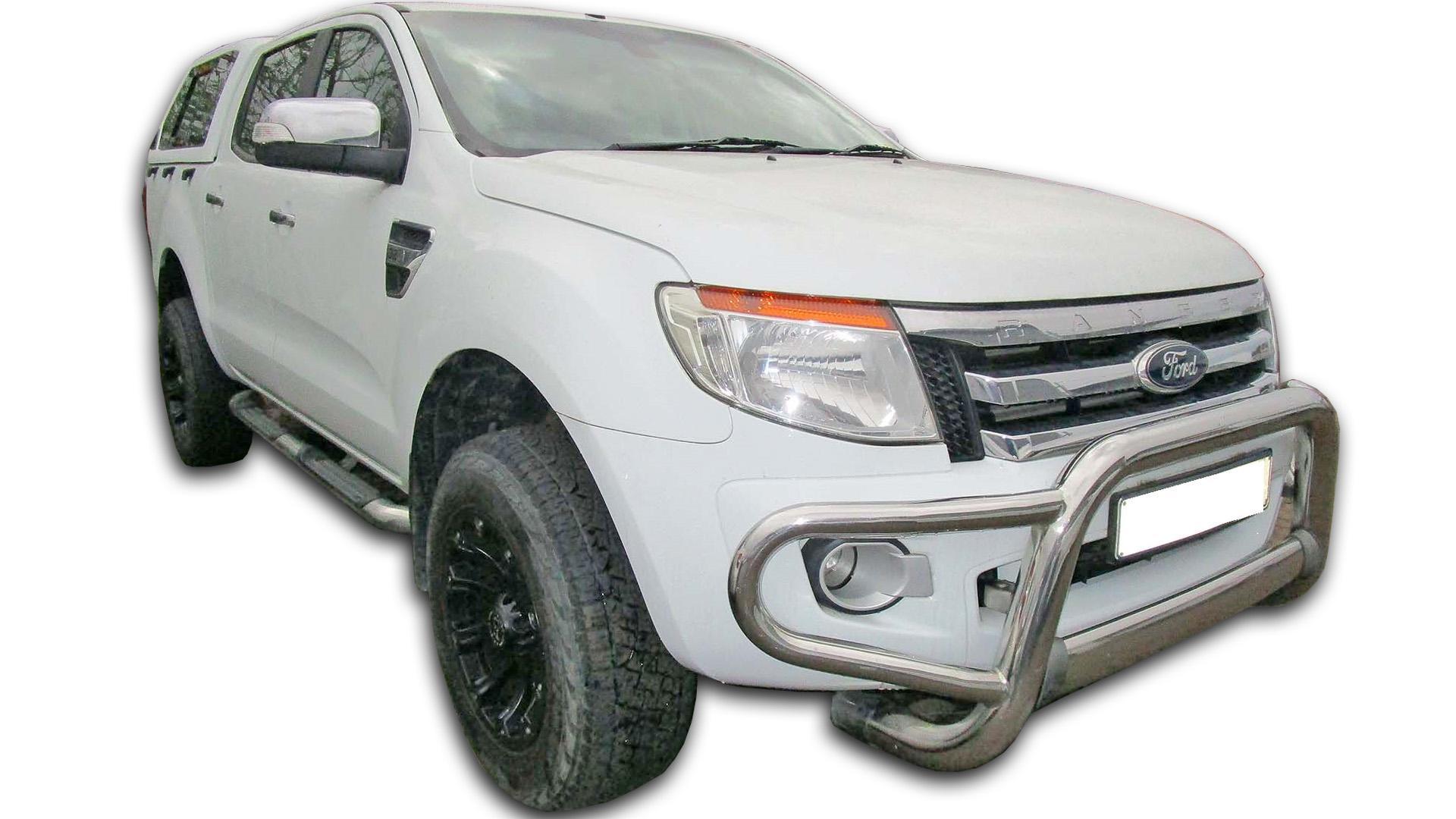 Ford Ranger 3.2 Tdci XLT 4X4