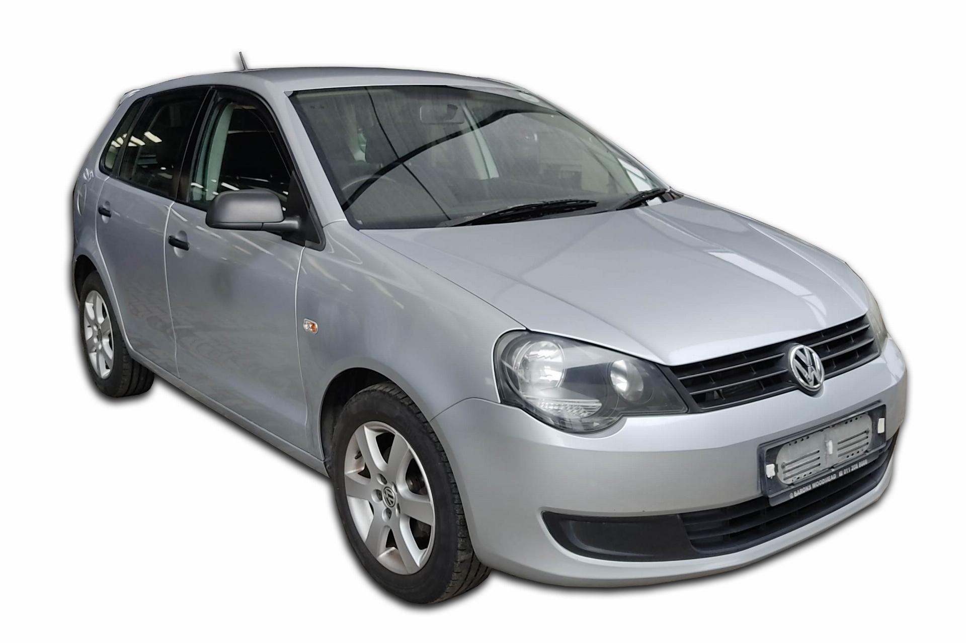 VW Polo Vivo Blueline